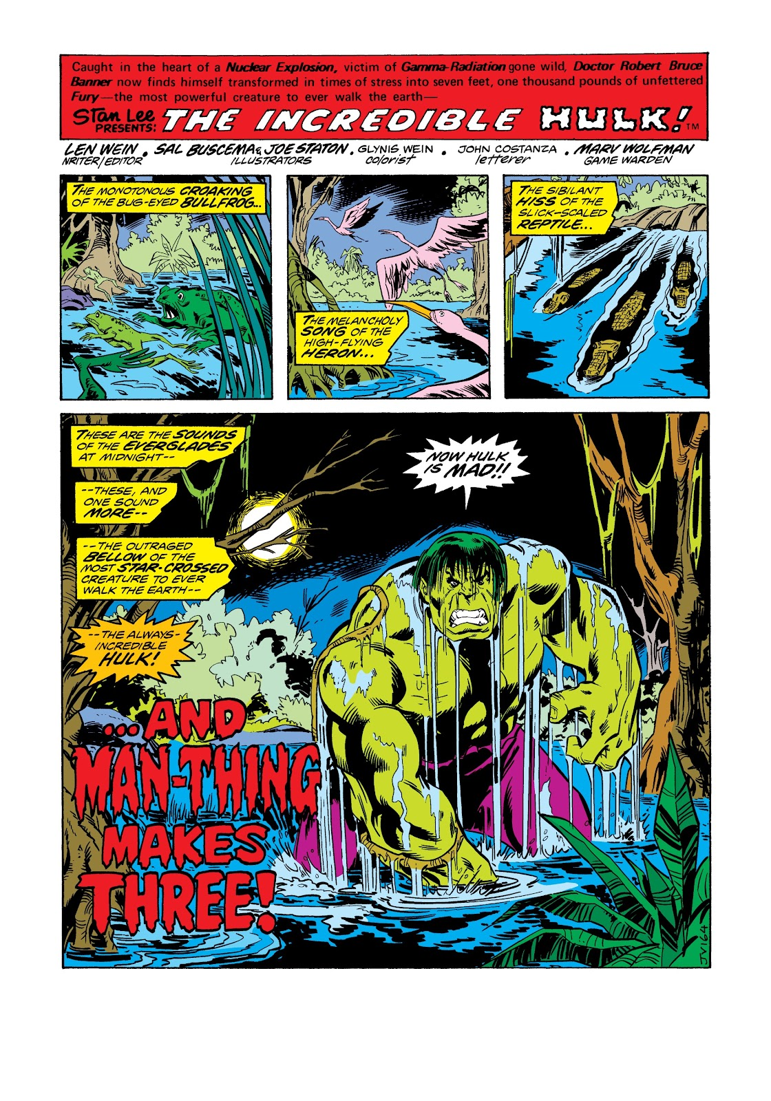 Read online Marvel Masterworks: The Incredible Hulk comic -  Issue # TPB 12 (Part 1) - 10
