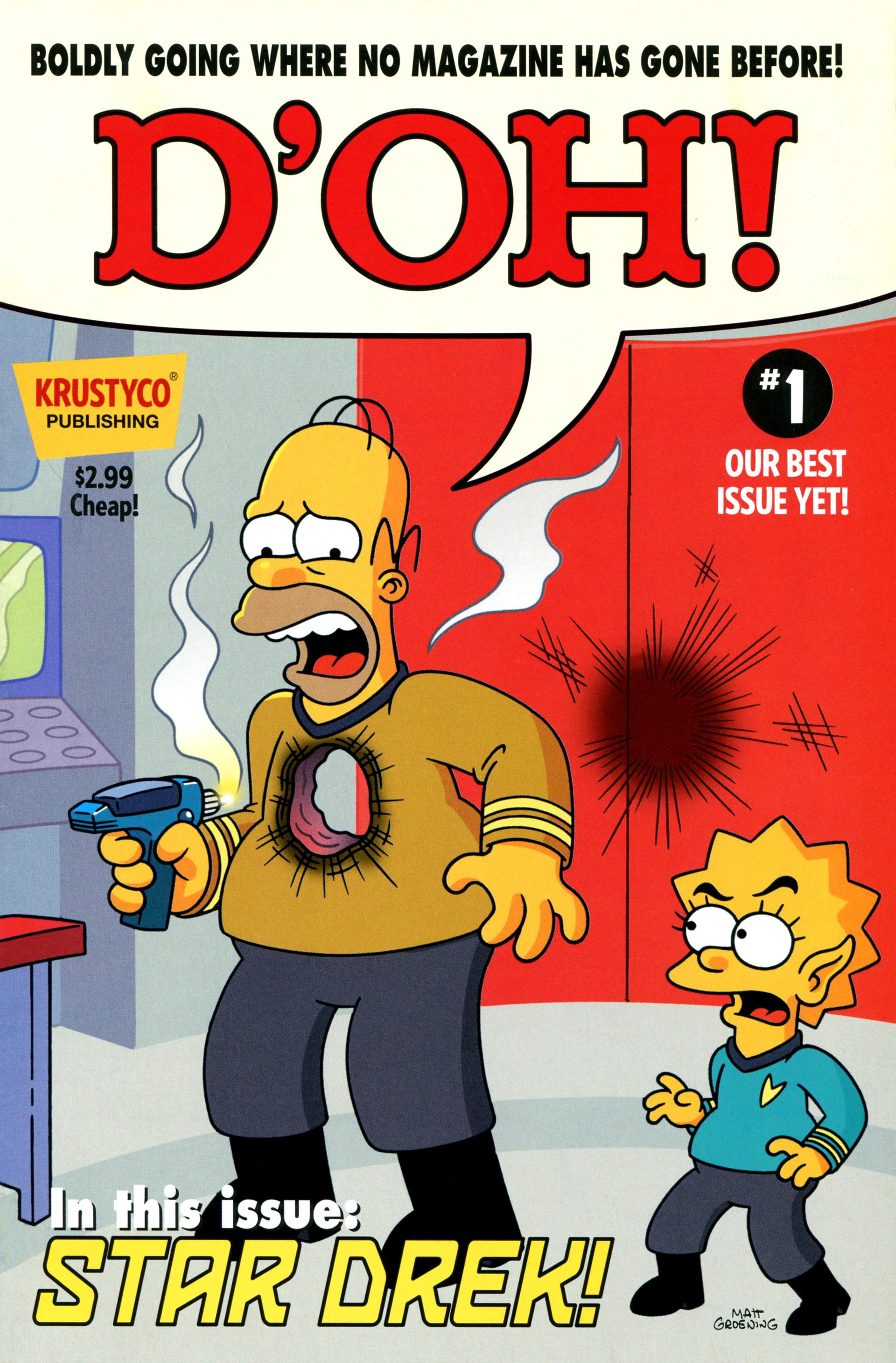 Read online Simpsons Comics comic -  Issue #203 - 24