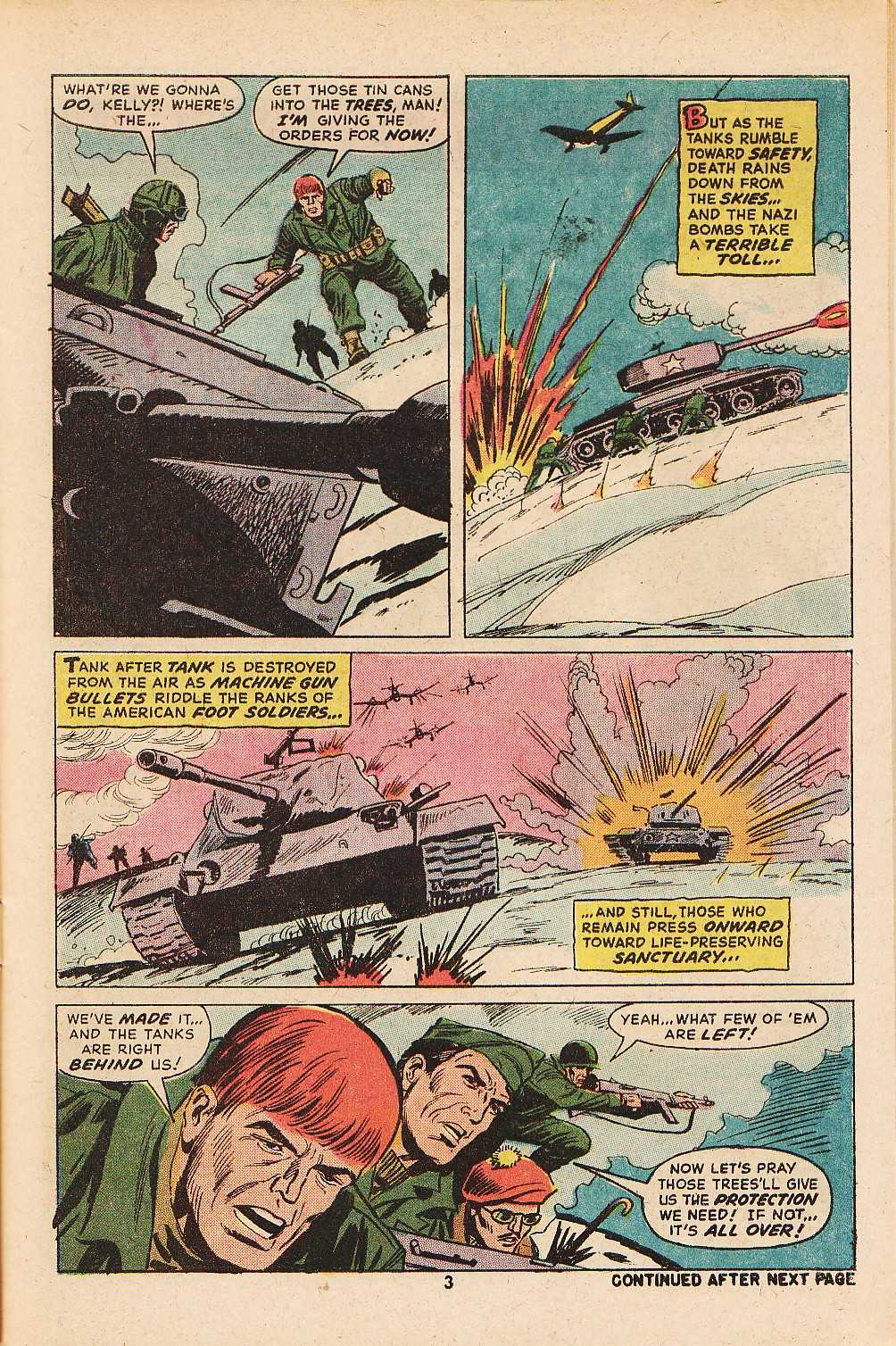 Combat Kelly (1972) issue 3 - Page 5