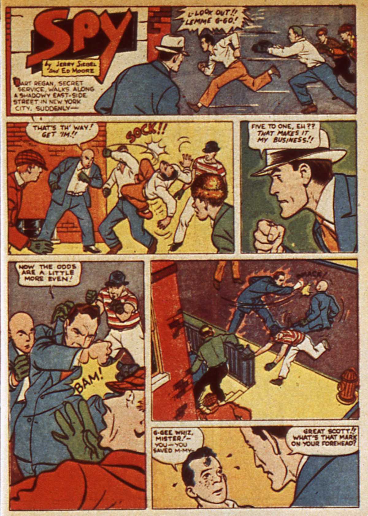 Read online Detective Comics (1937) comic -  Issue #45 - 17