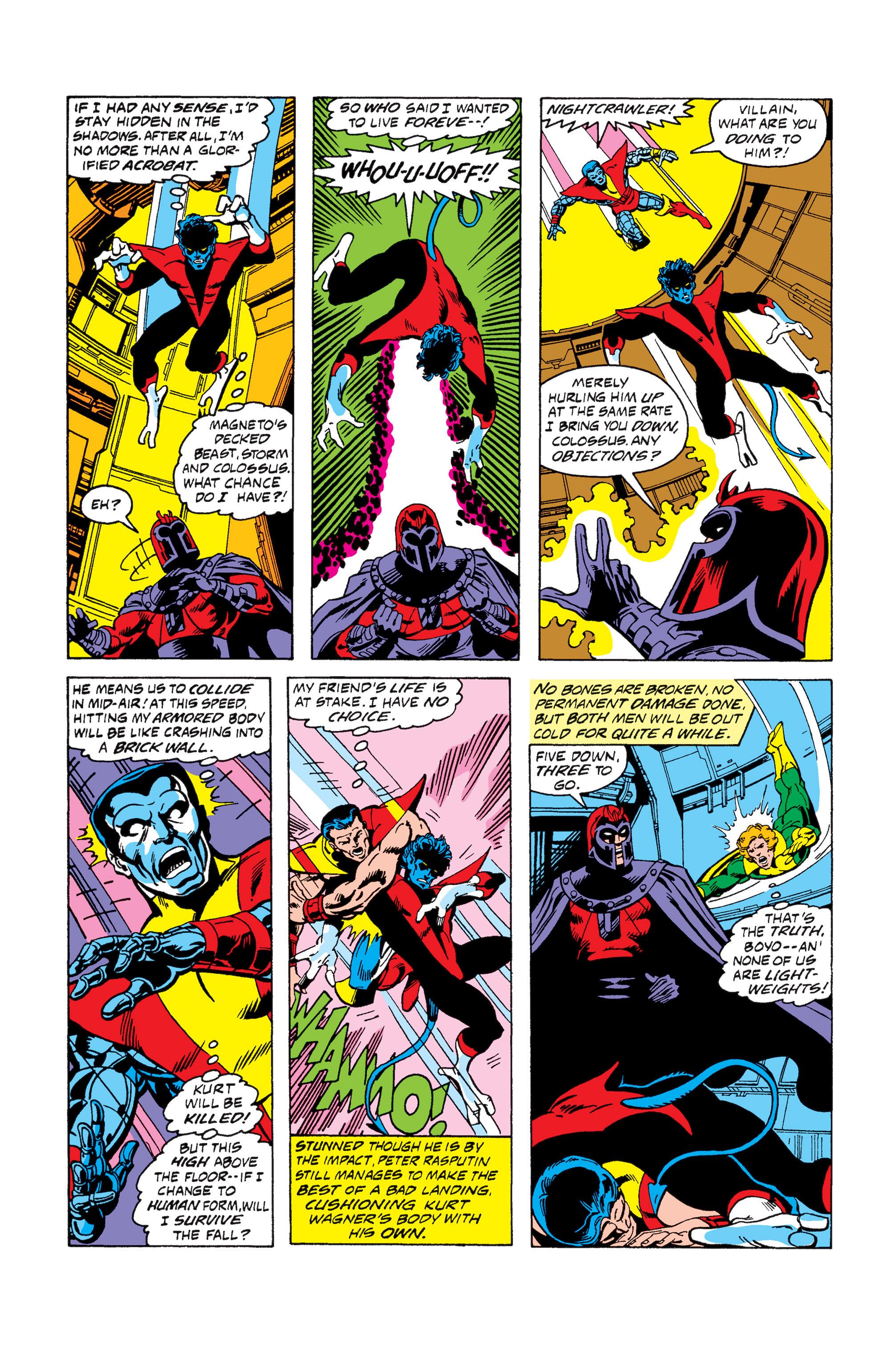 Uncanny X-Men (1963) 112 Page 11