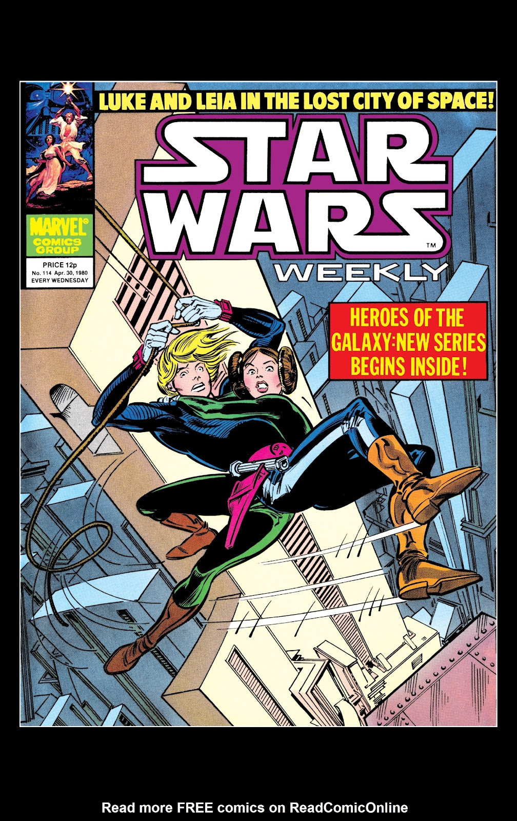 Read online Star Wars Legends: The Original Marvel Years - Epic Collection comic -  Issue # TPB 2 (Part 5) - 27