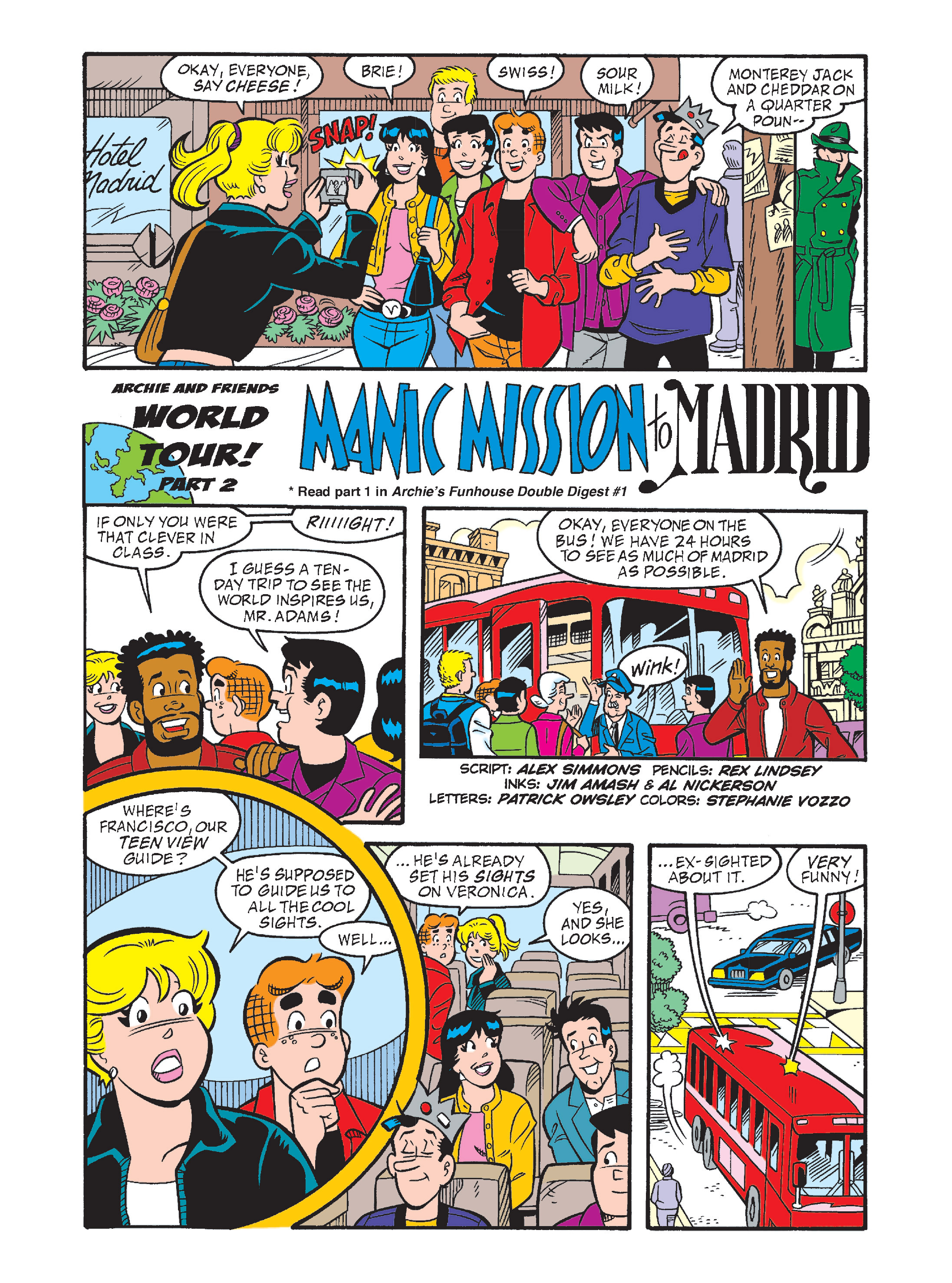 Read online Archie's Funhouse Double Digest comic -  Issue #2 - 36