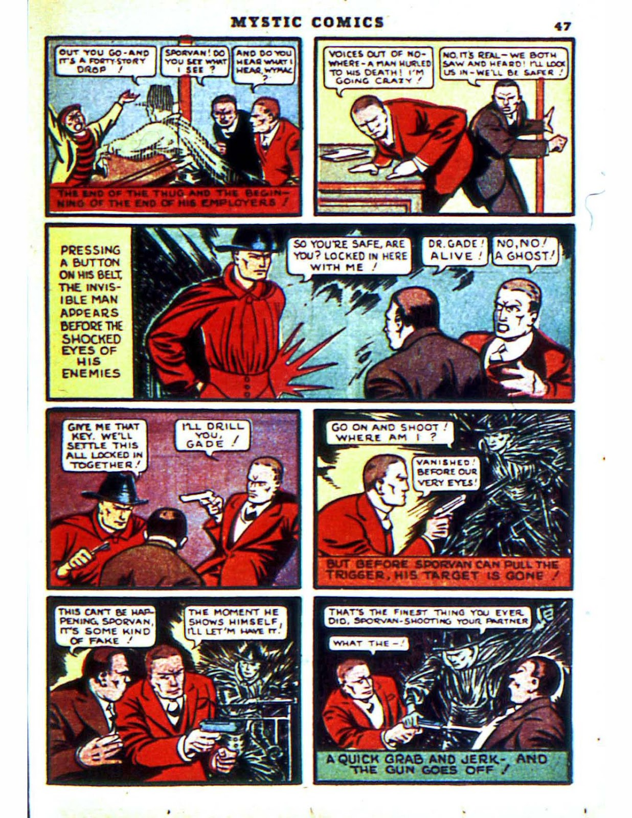 Mystic Comics (1940) issue 2 - Page 49