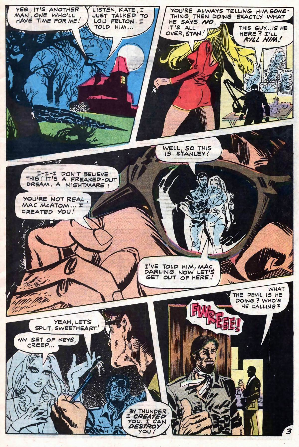 Read online Scary Tales comic -  Issue #41 - 5