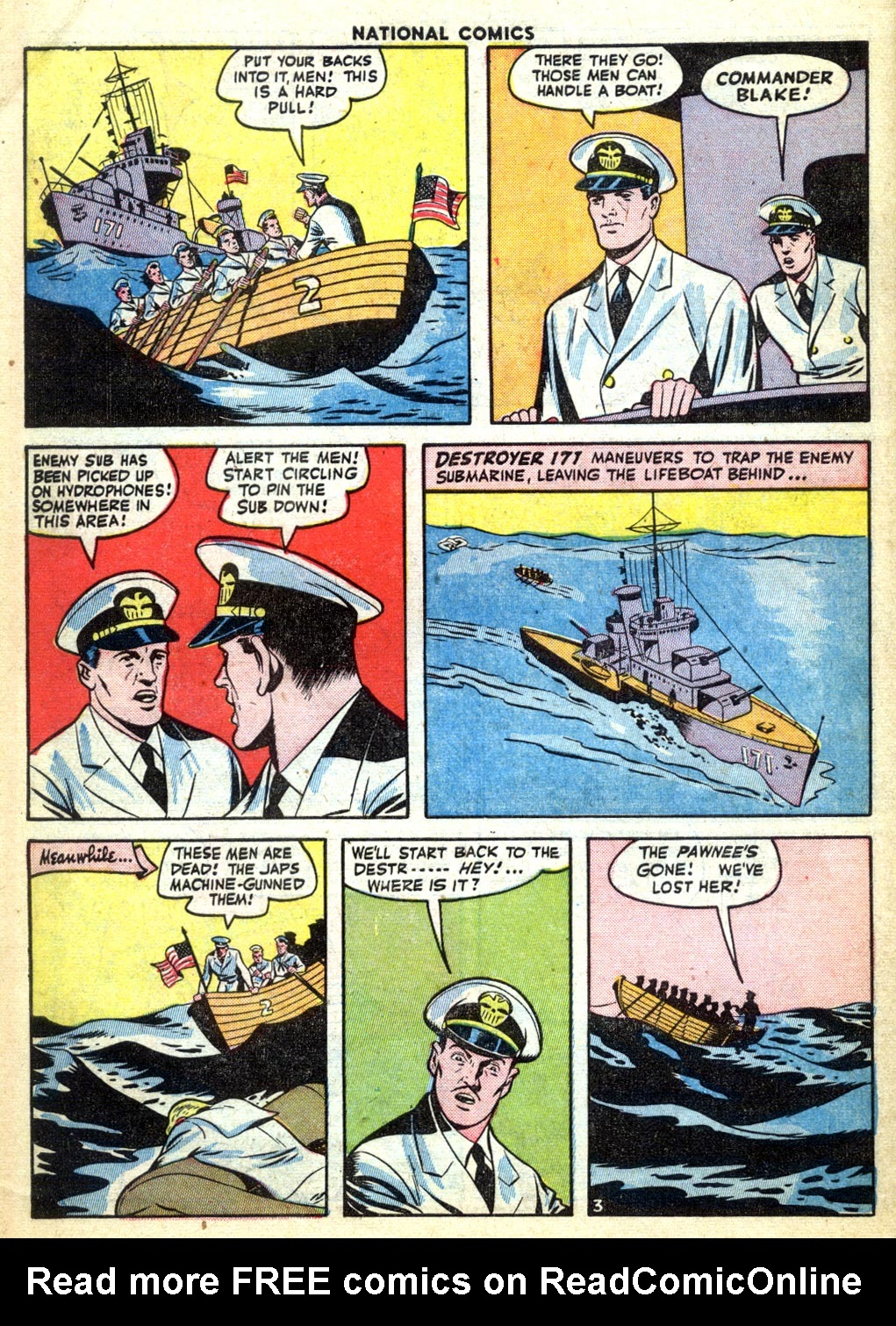 National Comics (1940) issue 47 - Page 54