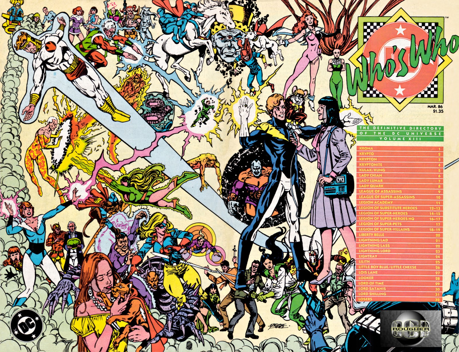 Whos Who: The Definitive Directory of the DC Universe 13 Page 1