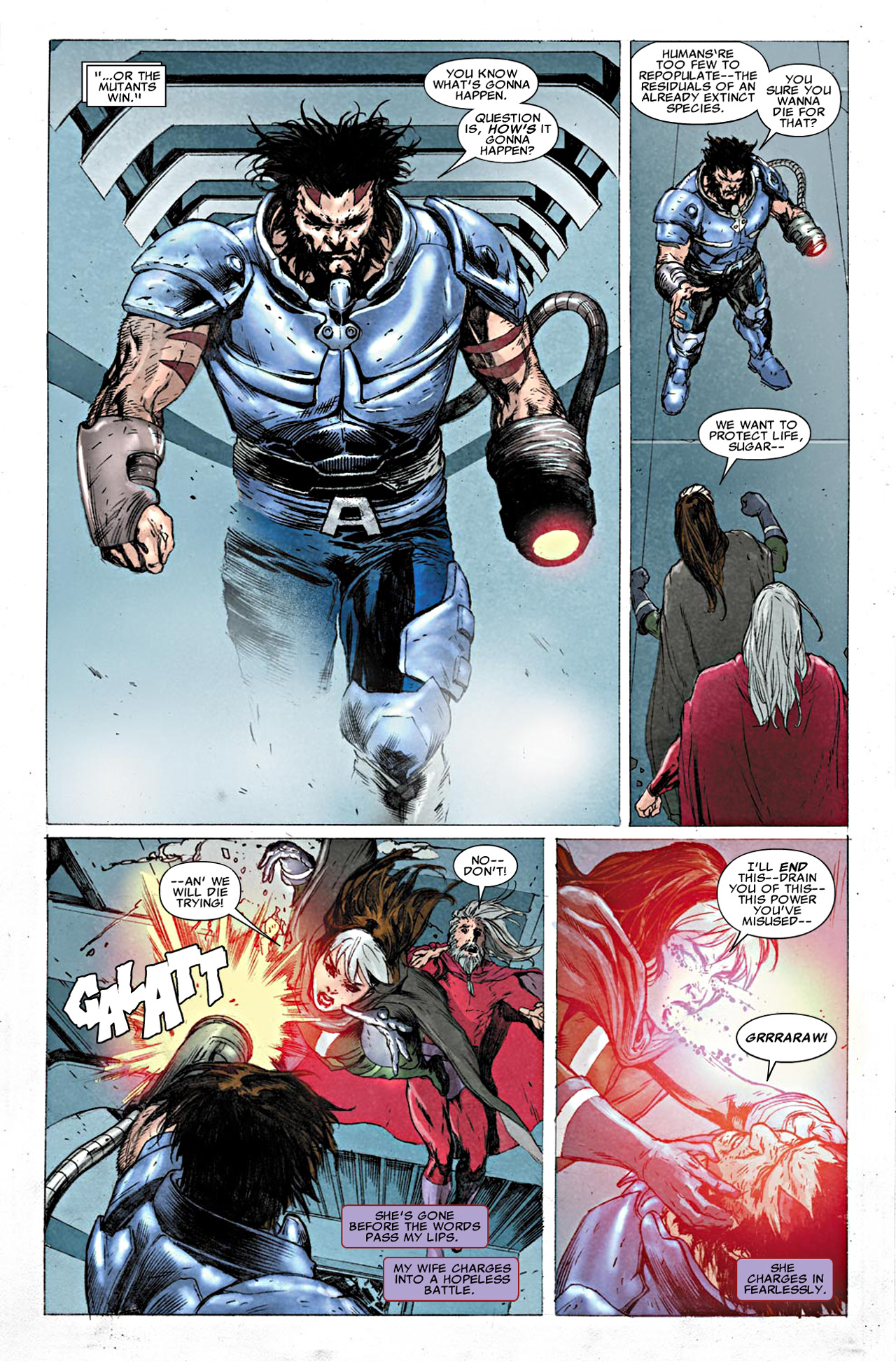 Read online Uncanny X-Force (2010) comic -  Issue #19.1 - 13