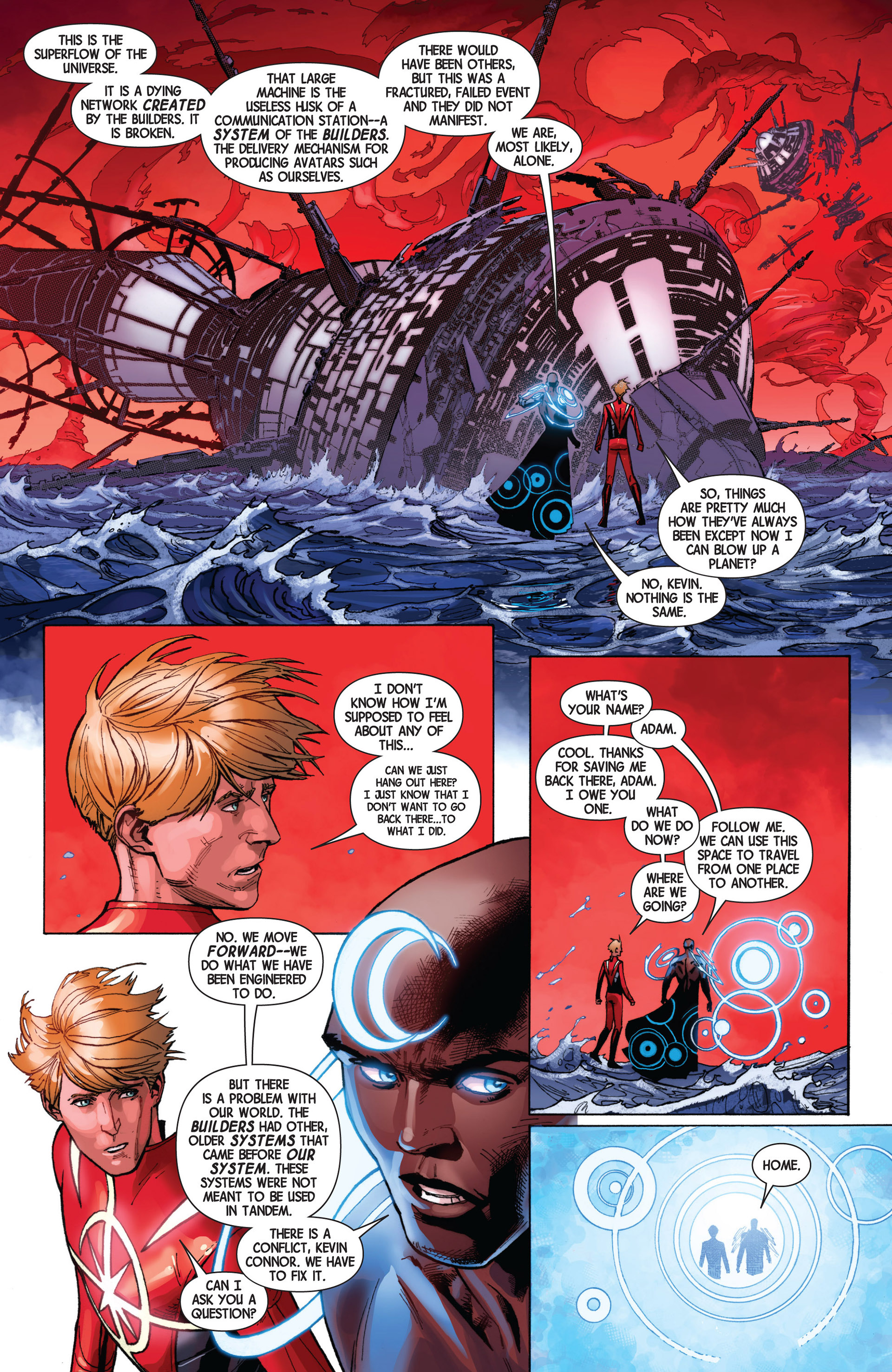 Read online Avengers (2013) comic -  Issue #8 - 19