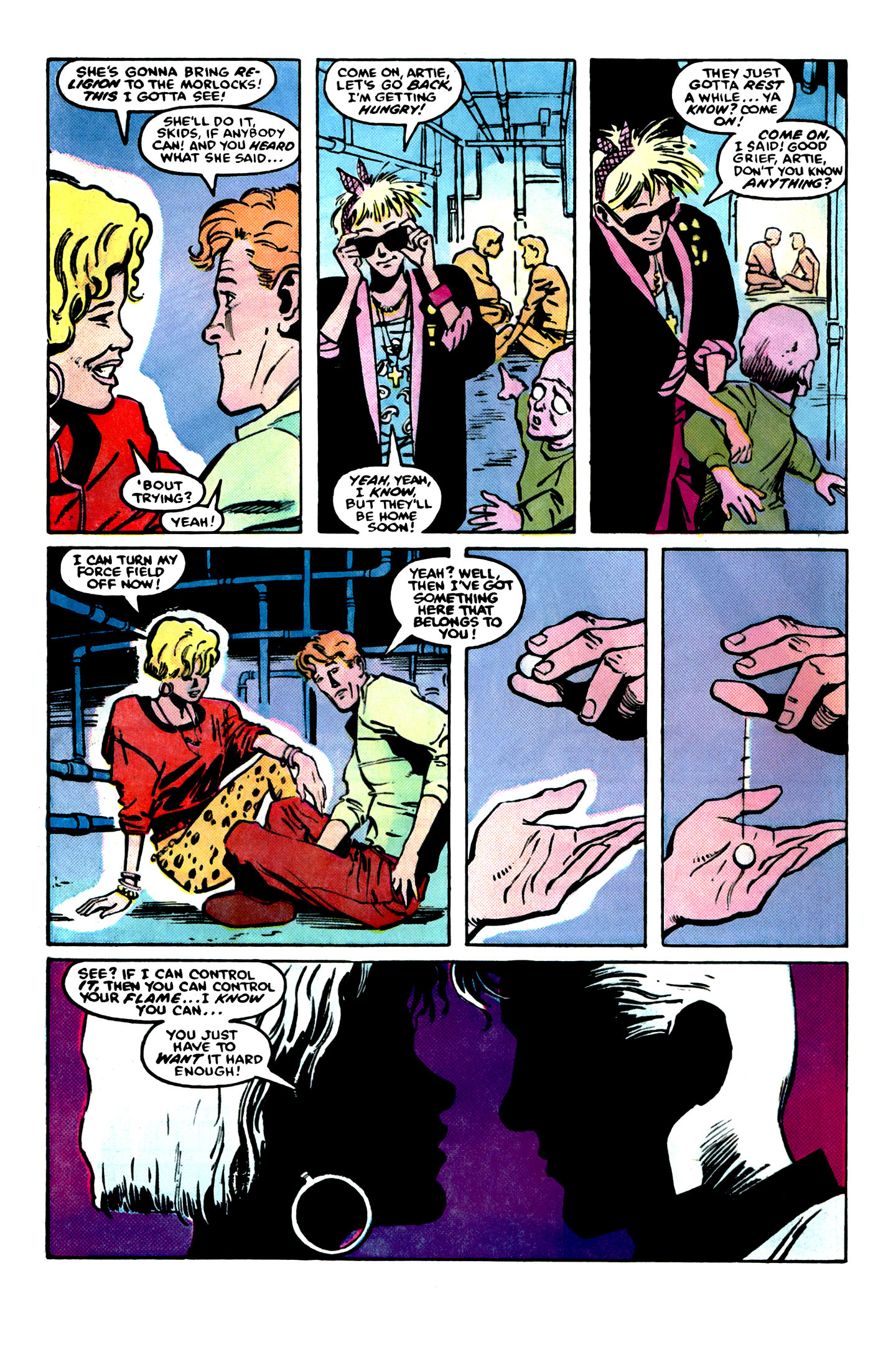 Read online X-Factor (1986) comic -  Issue #16 - 24
