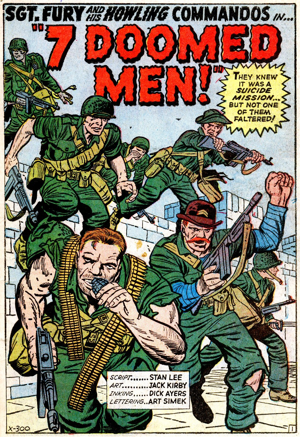 Read online Sgt. Fury comic -  Issue #2 - 3