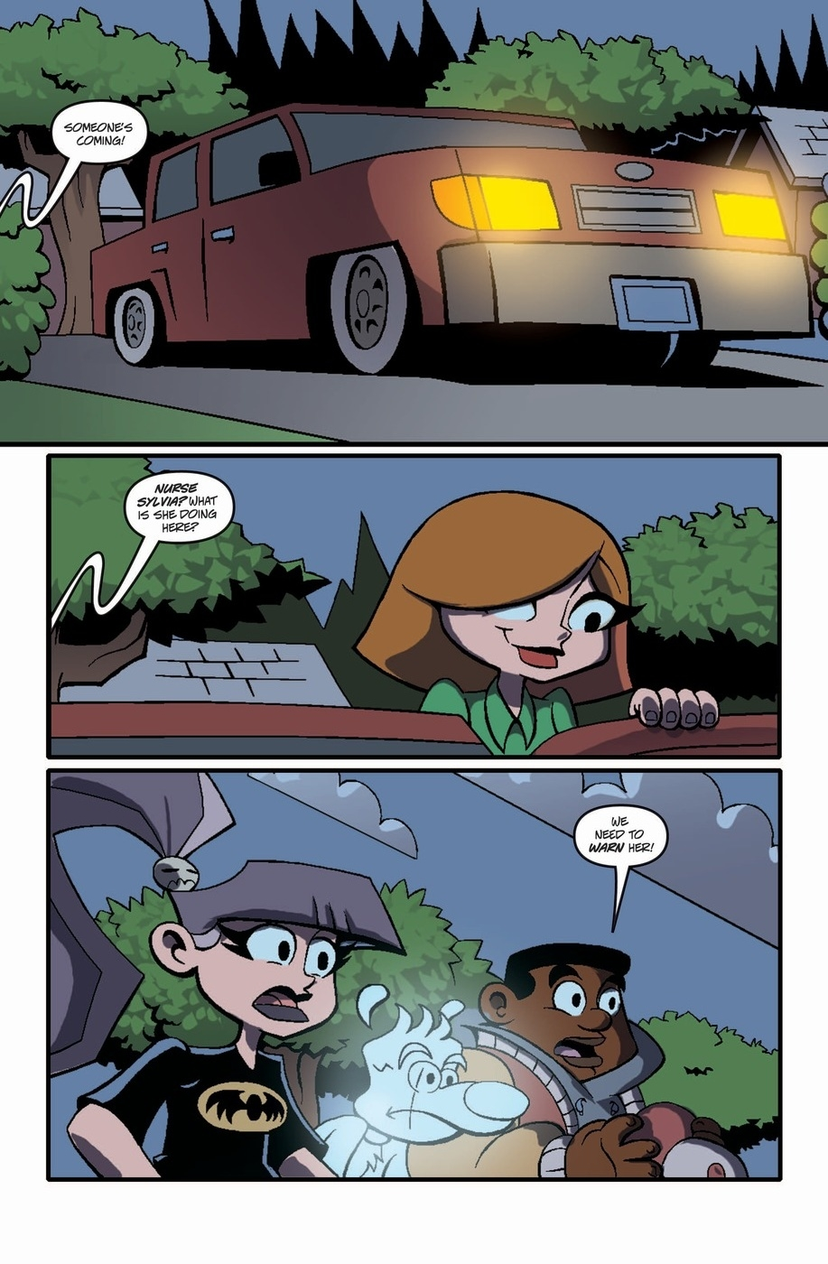 Read online Ralph Filmore comic -  Issue # Full - 92