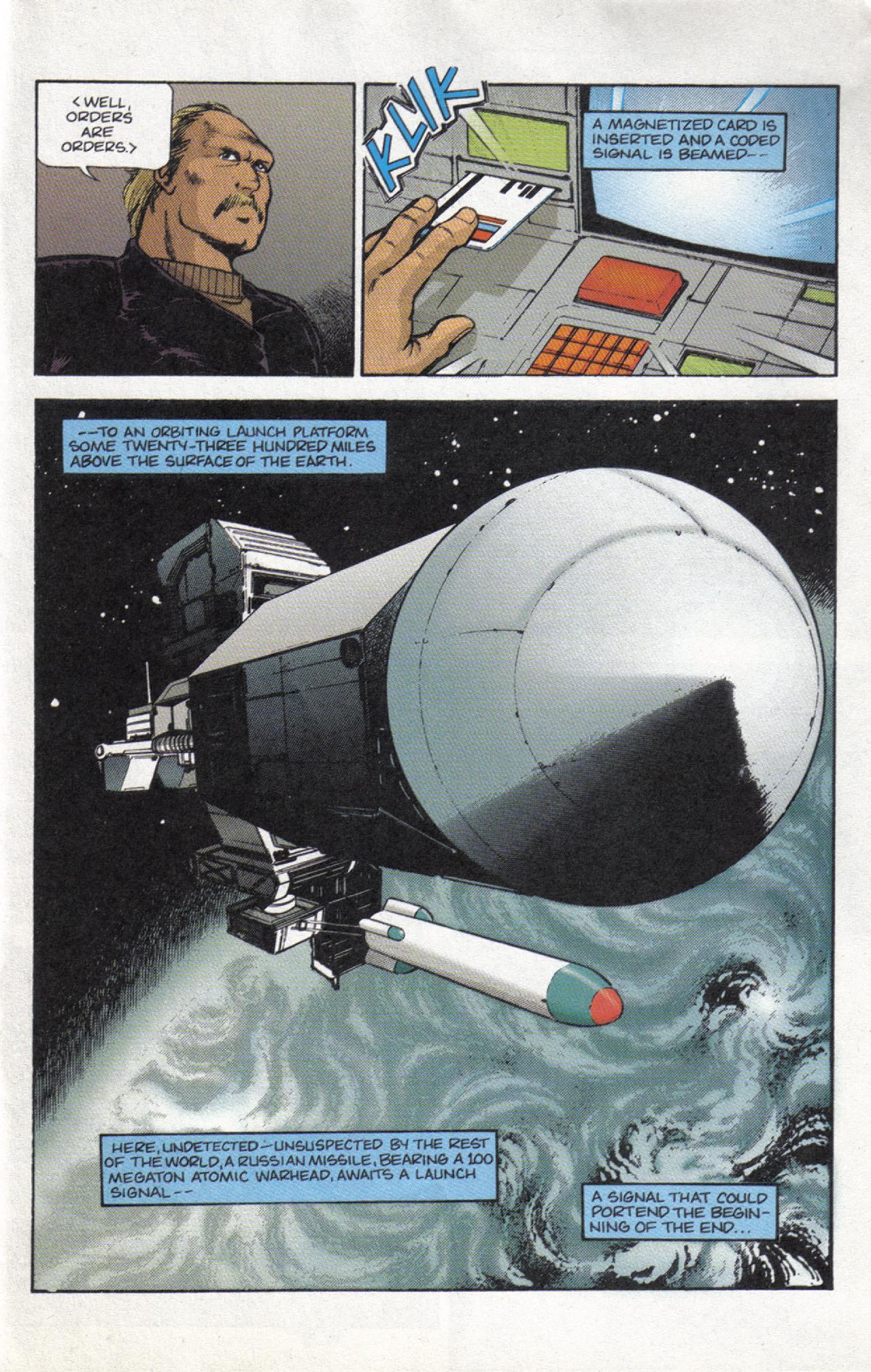 Read online Dark Horse Classics: Terror of Godzilla comic -  Issue #3 - 13
