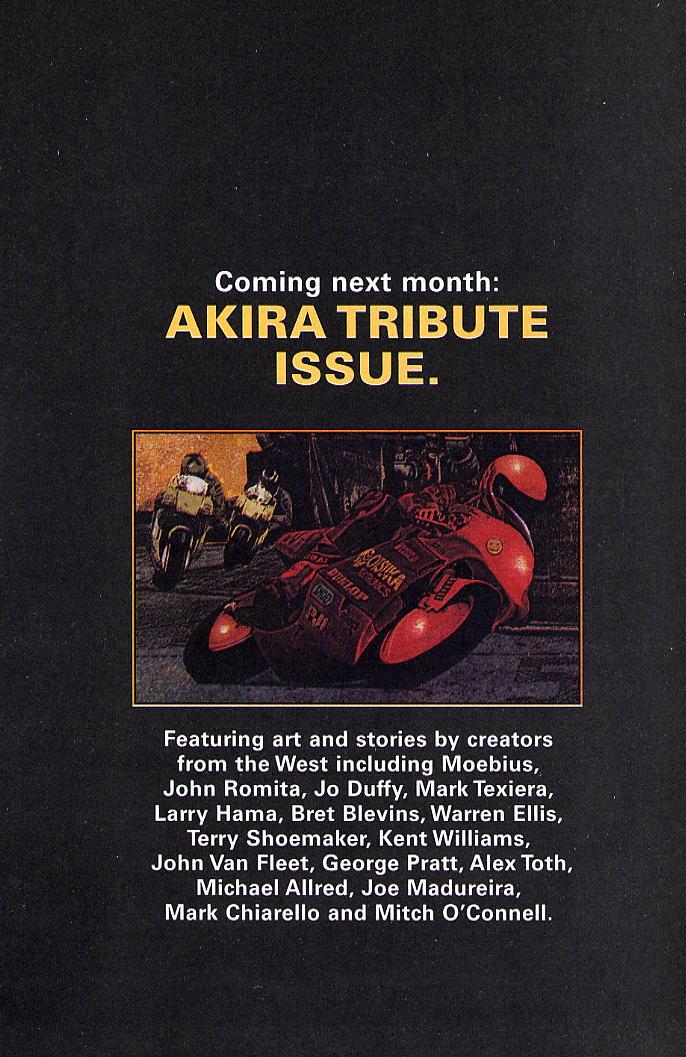 Read online Akira comic -  Issue #36 - 59