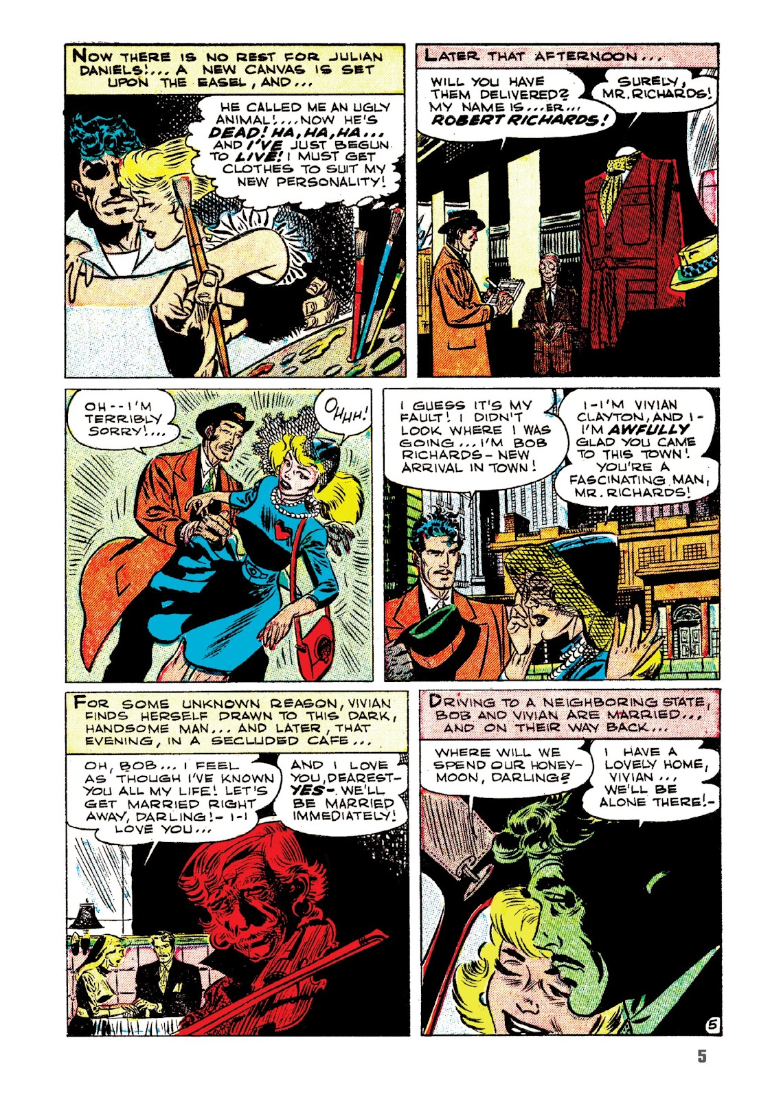 Read online The Joe Kubert Archives comic -  Issue # TPB (Part 1) - 16