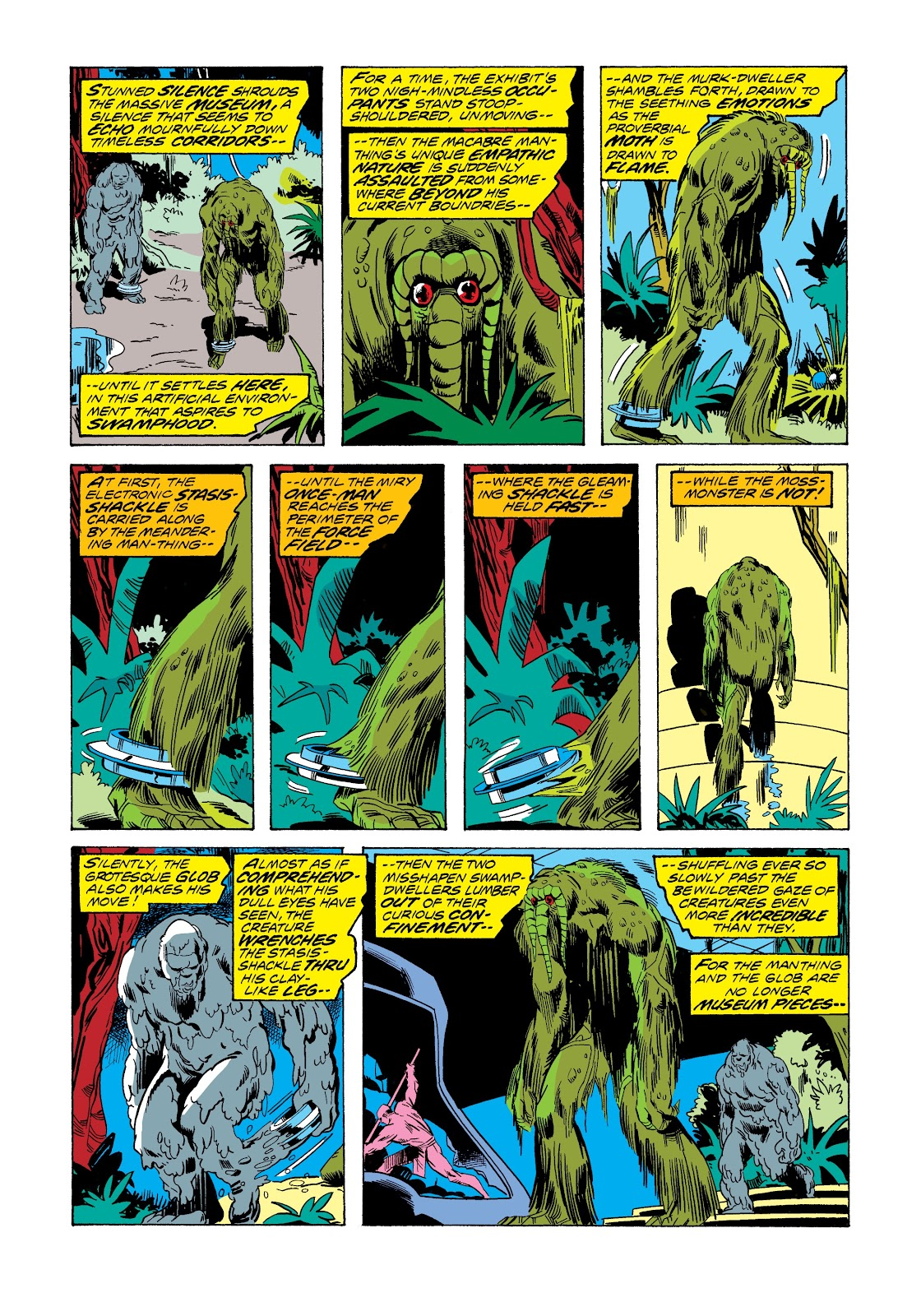 Read online Marvel Masterworks: The Incredible Hulk comic -  Issue # TPB 12 (Part 1) - 37