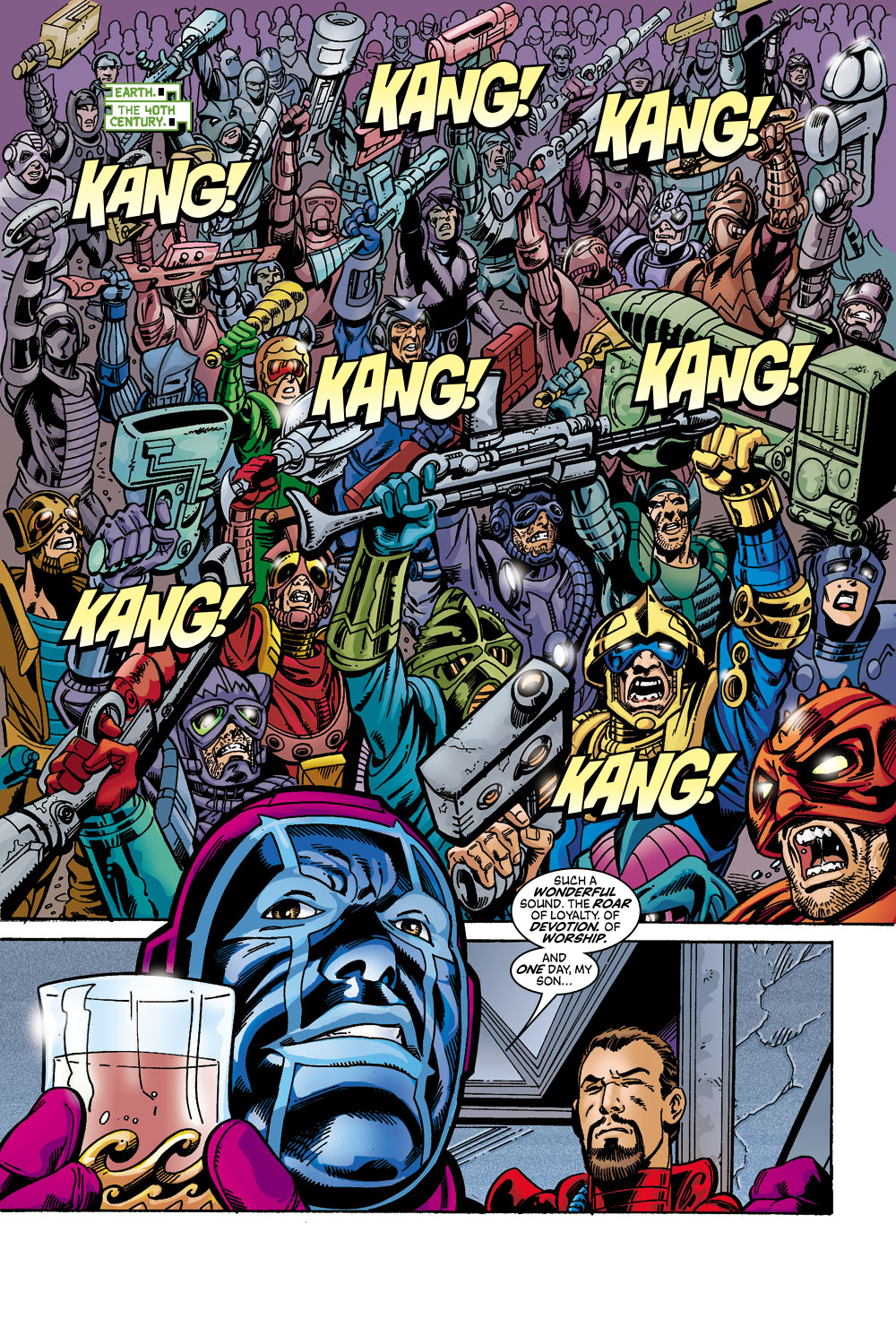 Read online Avengers (1998) comic -  Issue #45 - 2
