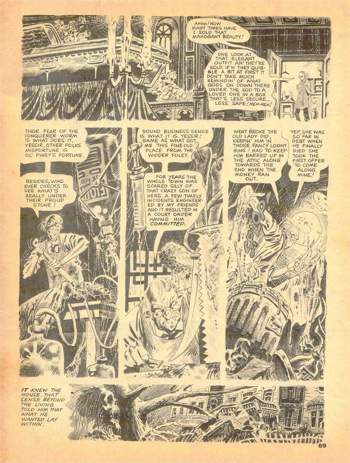 Creepy (1964) Issue #53 #53 - English 68
