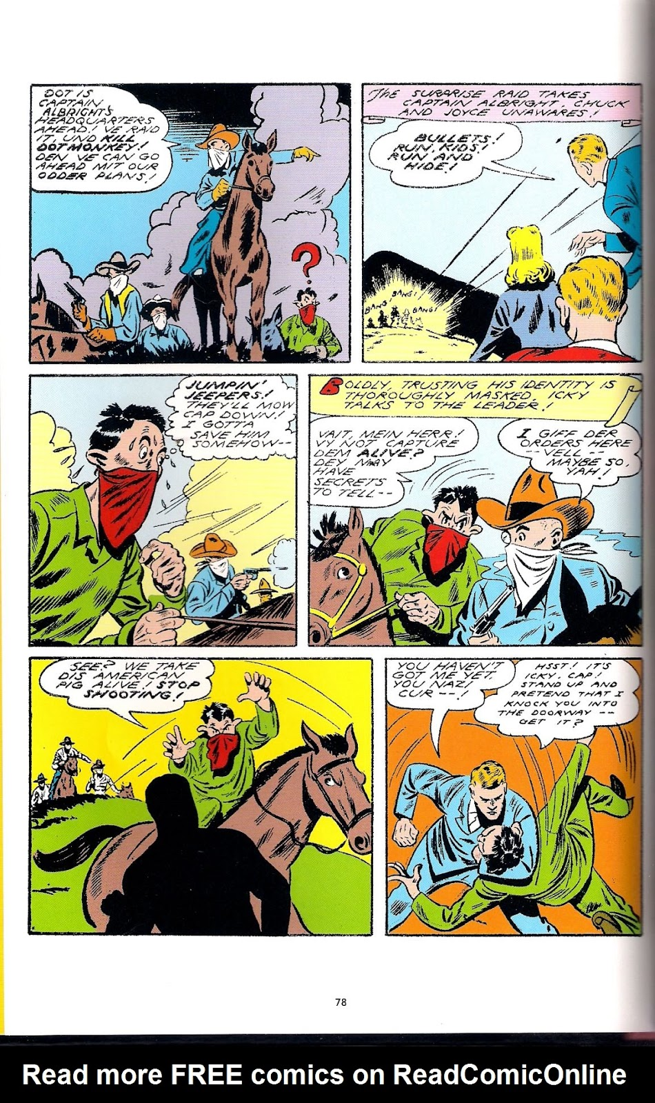 Captain Midnight (1942) issue 6 - Page 11