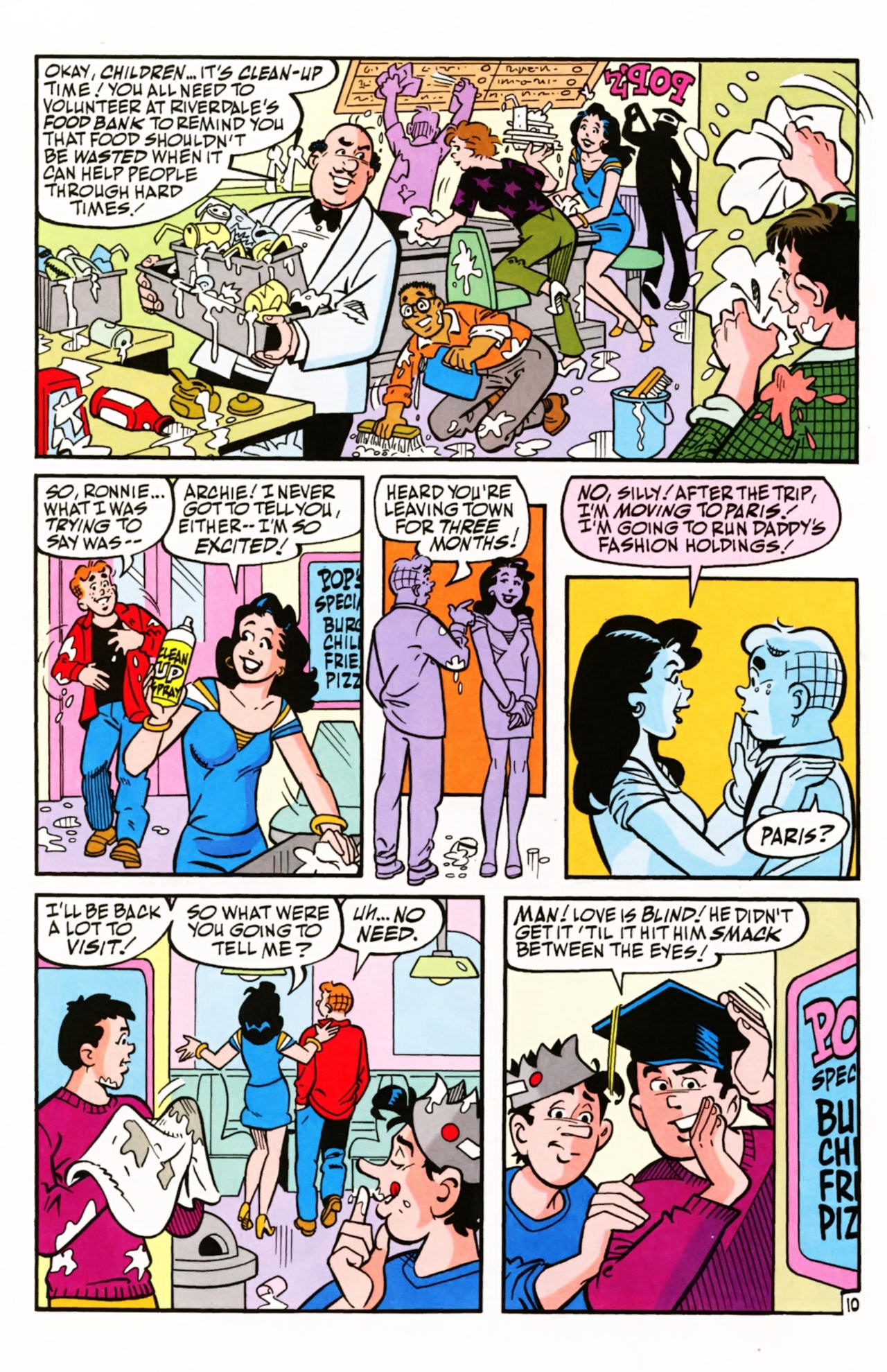 Read online Archie (1960) comic -  Issue #603 - 16