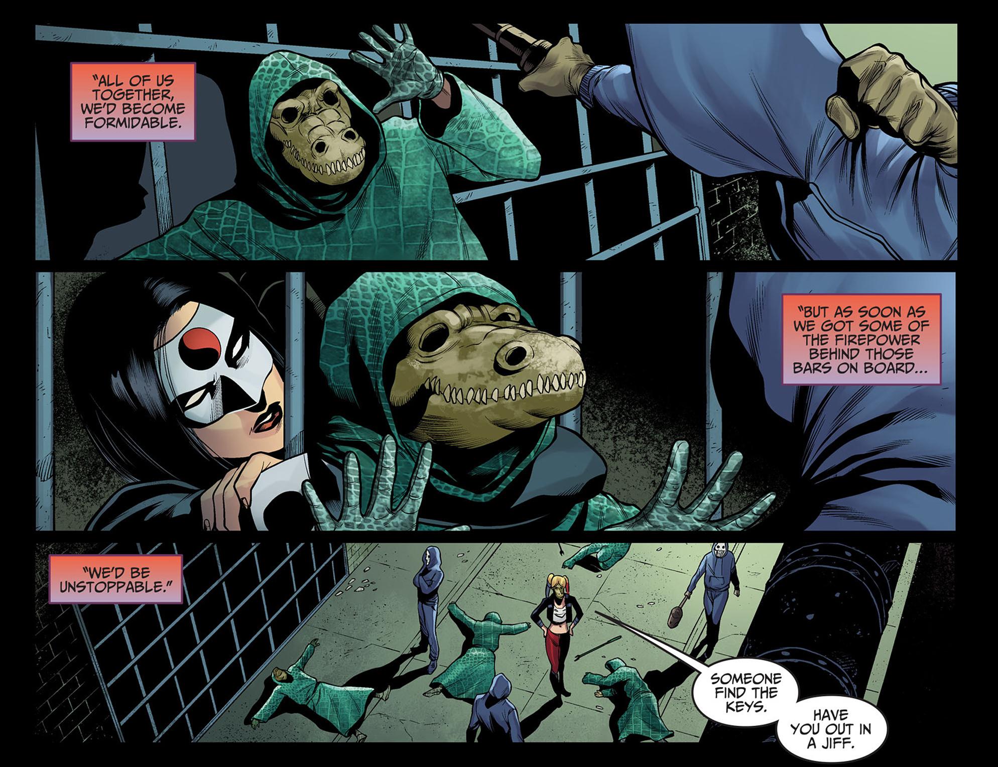 Read online Injustice: Ground Zero comic -  Issue #7 - 21
