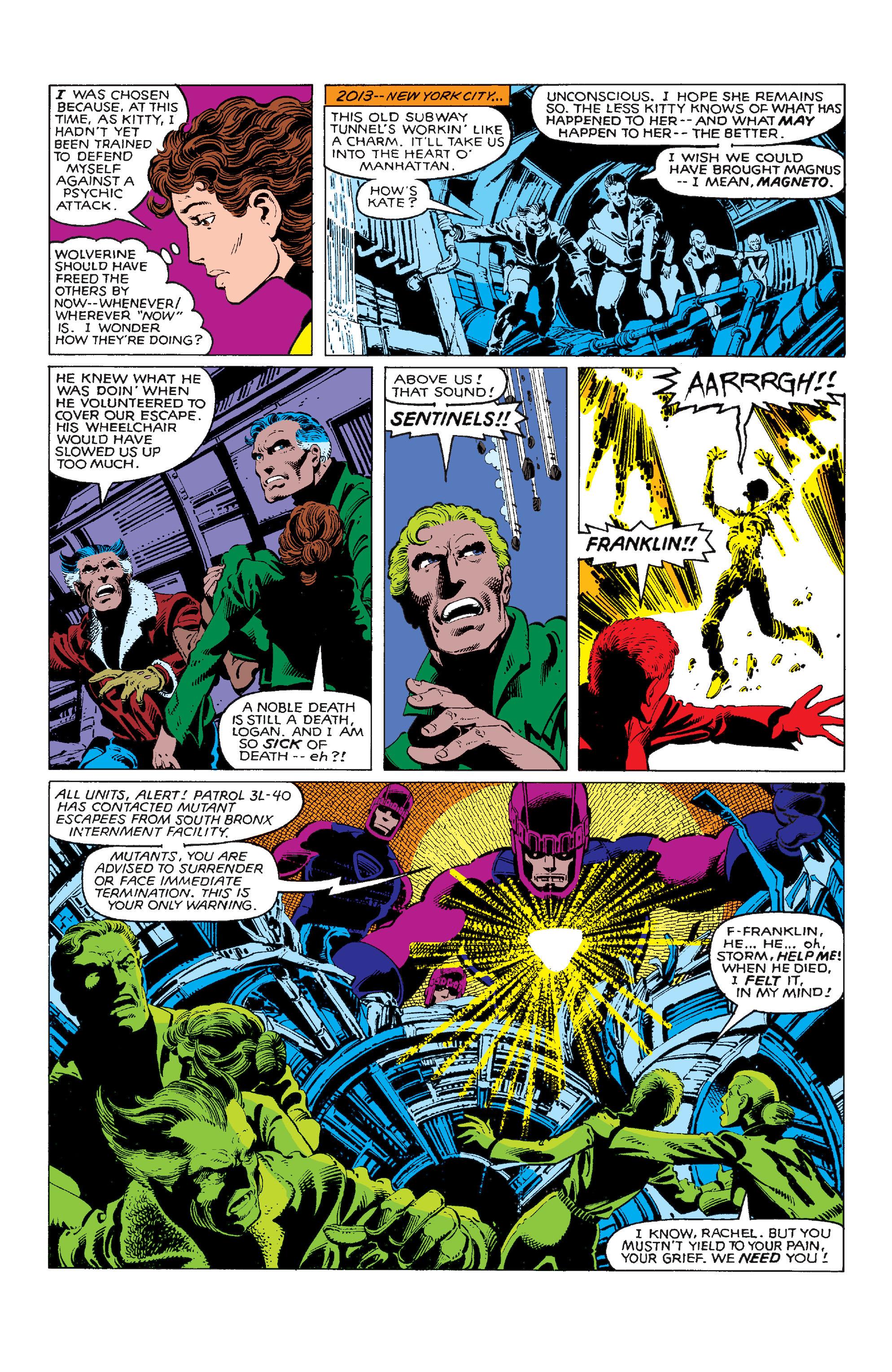 Uncanny X-Men (1963) 141 Page 15