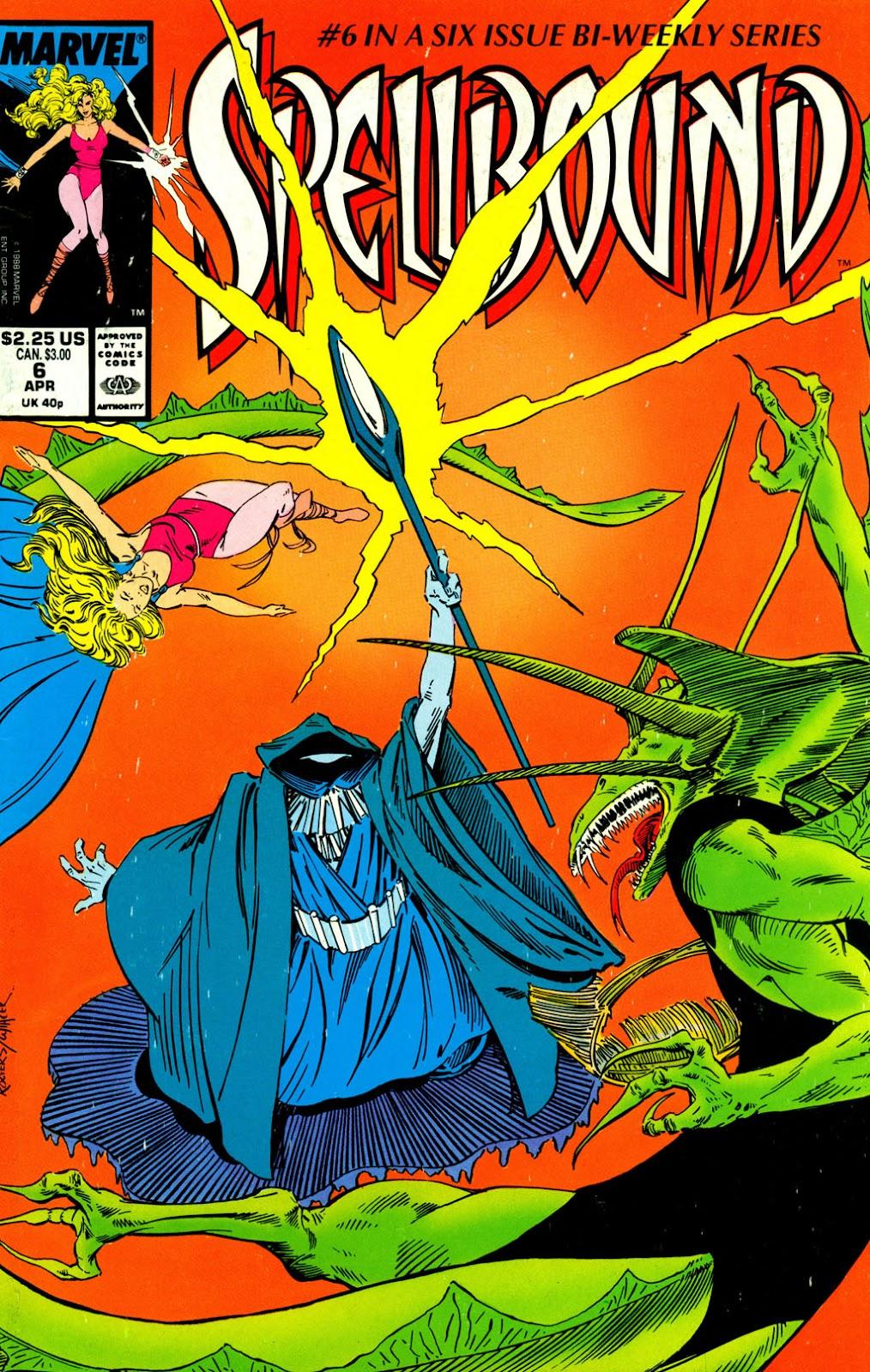 Spellbound (1988) issue 6 - Page 1