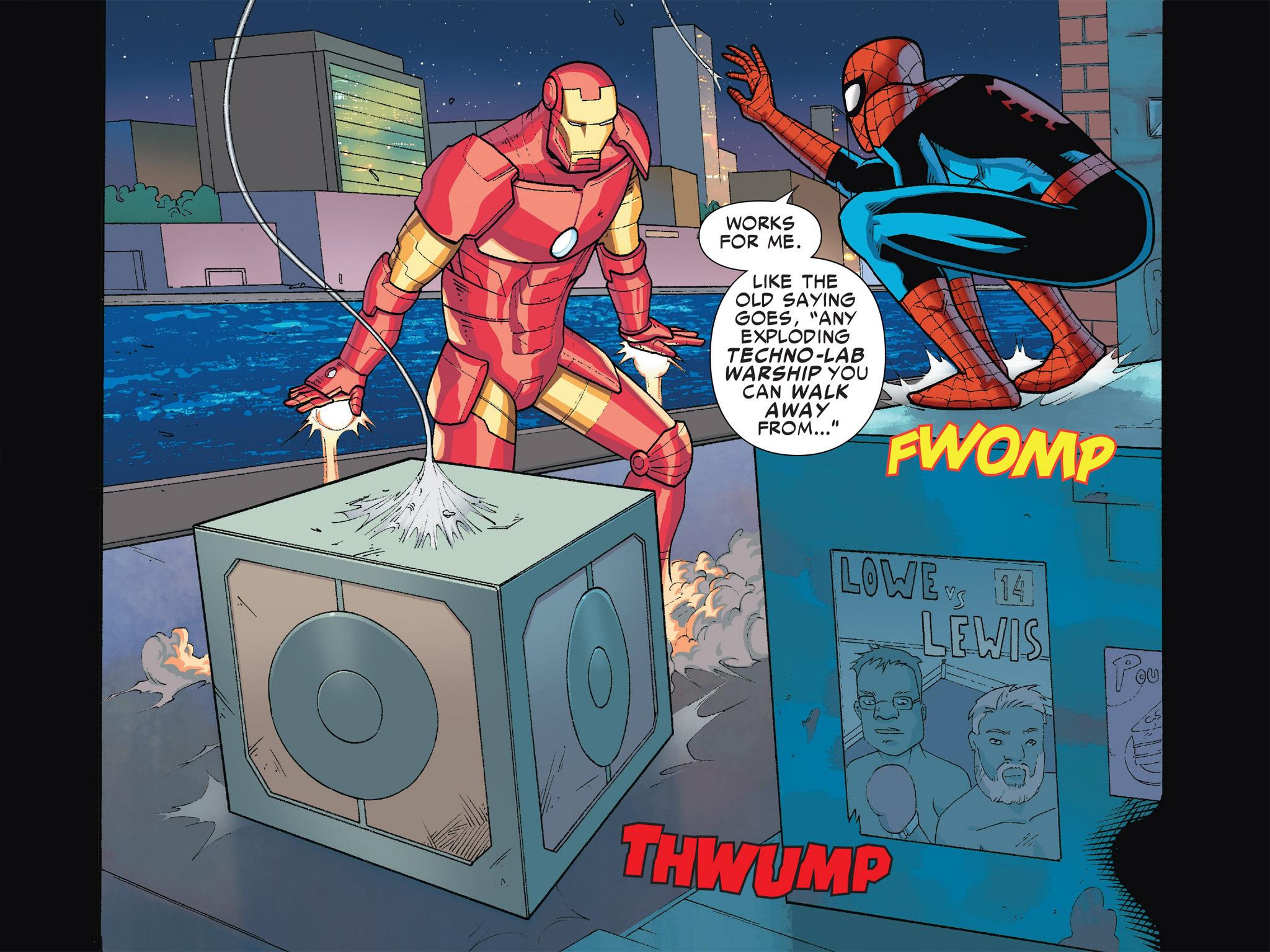Read online Ultimate Spider-Man (Infinite Comics) (2016) comic -  Issue #5 - 45