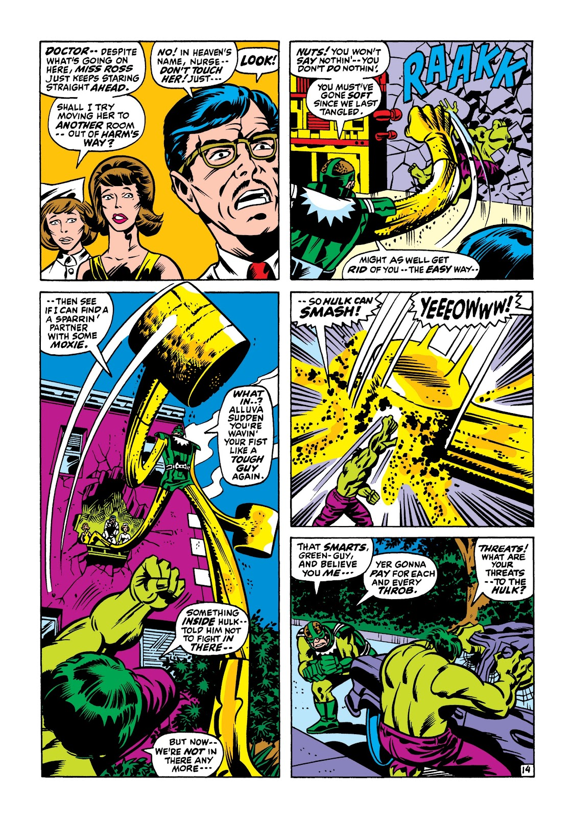 Read online Marvel Masterworks: The Incredible Hulk comic -  Issue # TPB 7 (Part 1) - 80