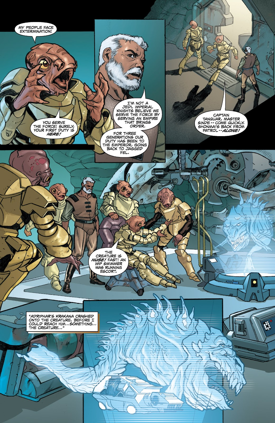 Read online Star Wars Legends: Legacy - Epic Collection comic -  Issue # TPB 2 (Part 4) - 25