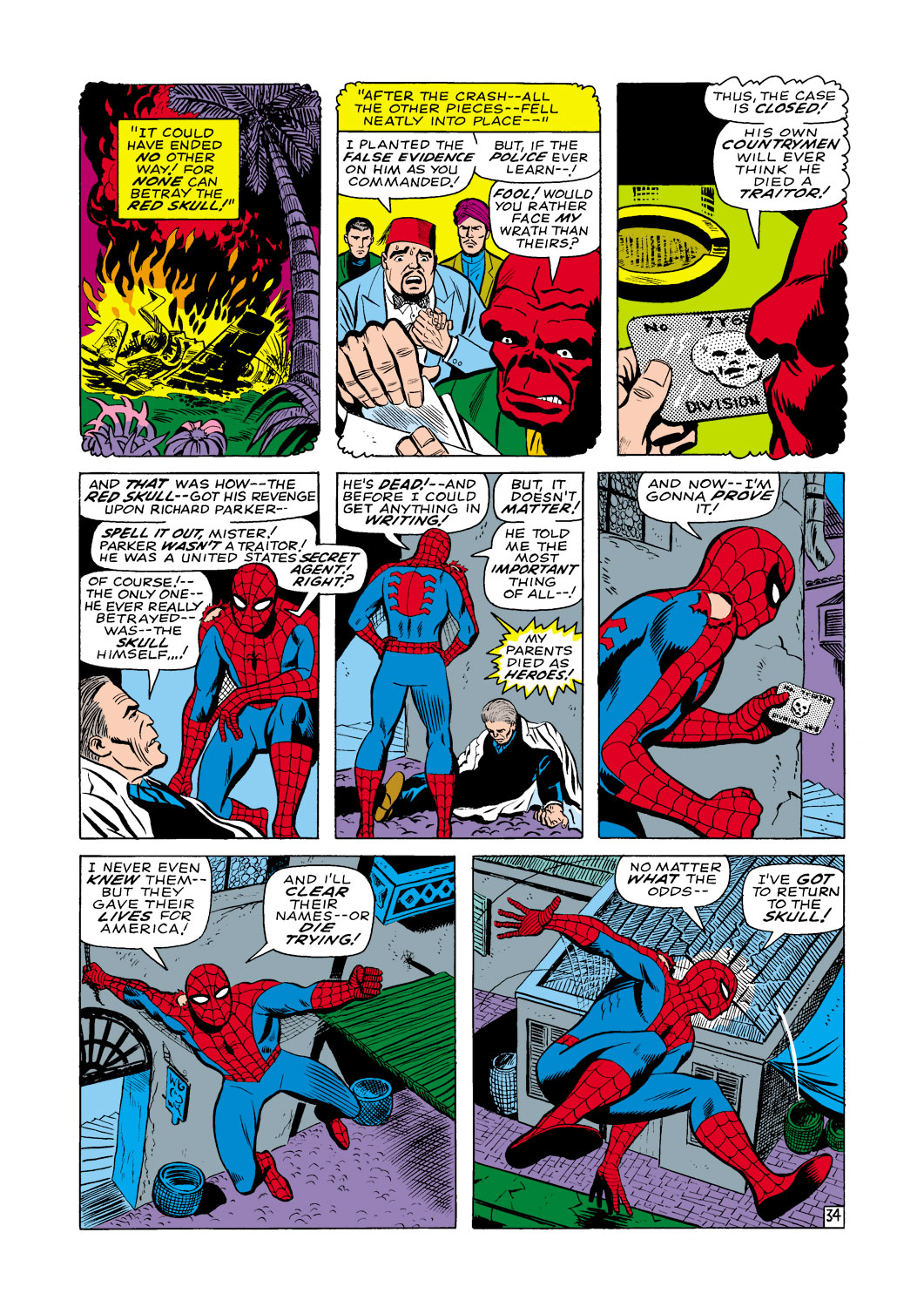 The Amazing Spider-Man (1963) _Annual_5 Page 34
