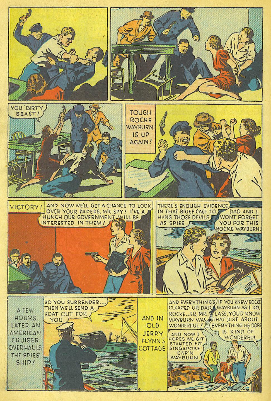 Read online Amazing Man Comics comic -  Issue #19 - 34