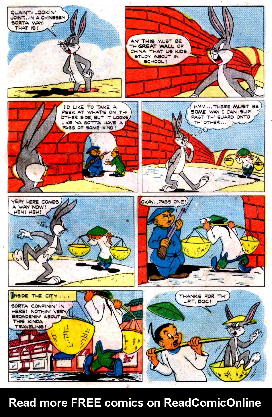 Four Color Comics issue 307 - Page 40