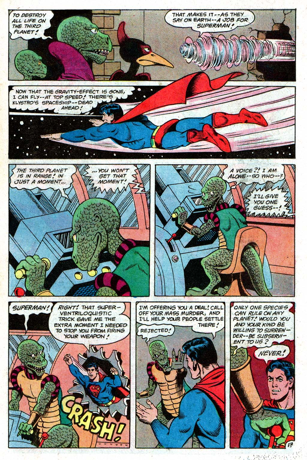 Read online Action Comics (1938) comic -  Issue #576 - 19
