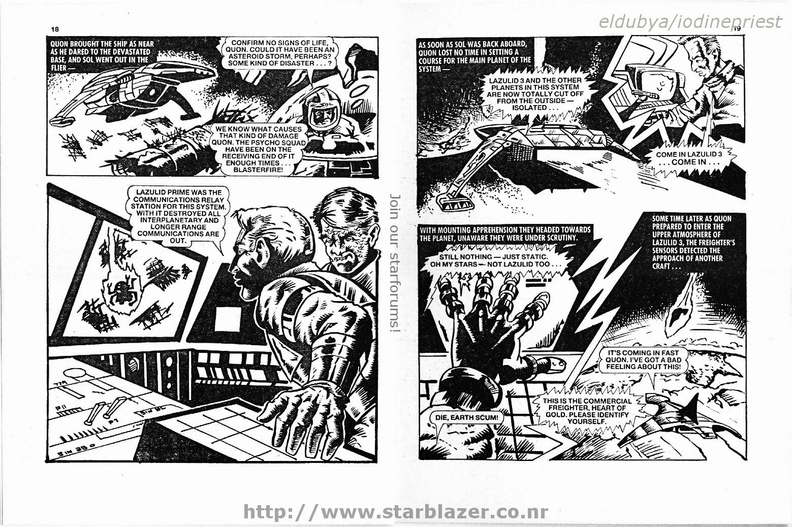 Starblazer issue 242 - Page 11