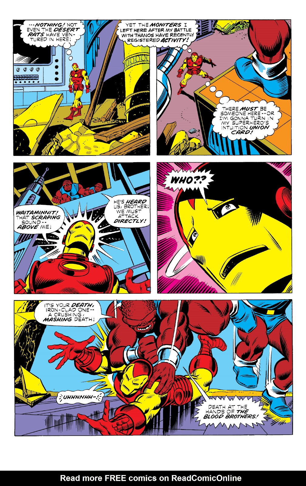 Read online Marvel Two-In-One Epic Collection: Cry Monster comic -  Issue # TPB (Part 1) - 30