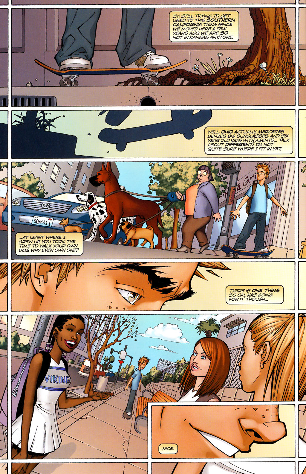 Read online Shrugged (2006) comic -  Issue #1 - 6