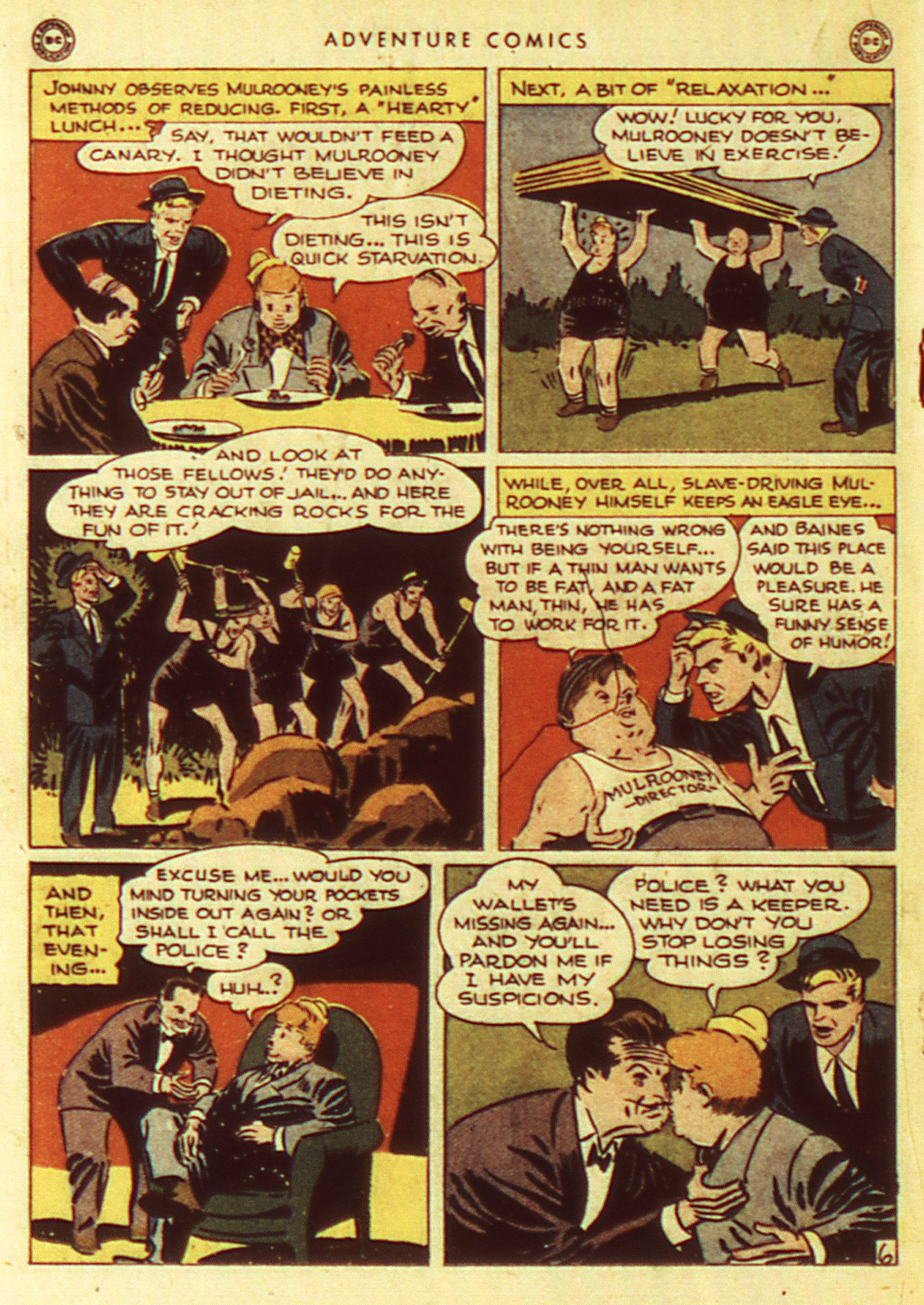 Read online Adventure Comics (1938) comic -  Issue #105 - 26