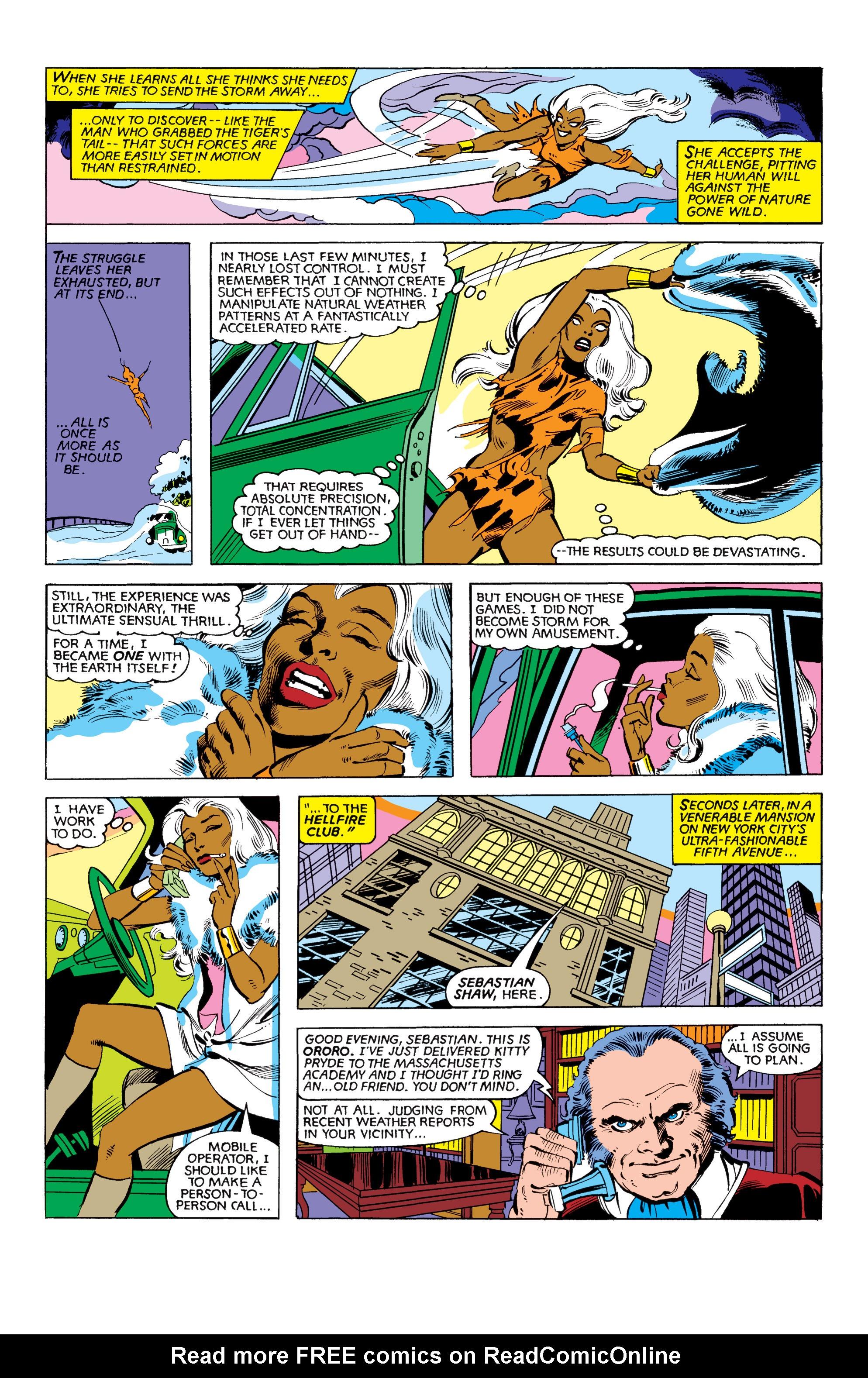 Read online Uncanny X-Men (1963) comic -  Issue #151 - 12