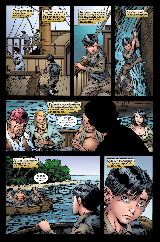 Read online Treasure Island comic -  Issue #3 - 5