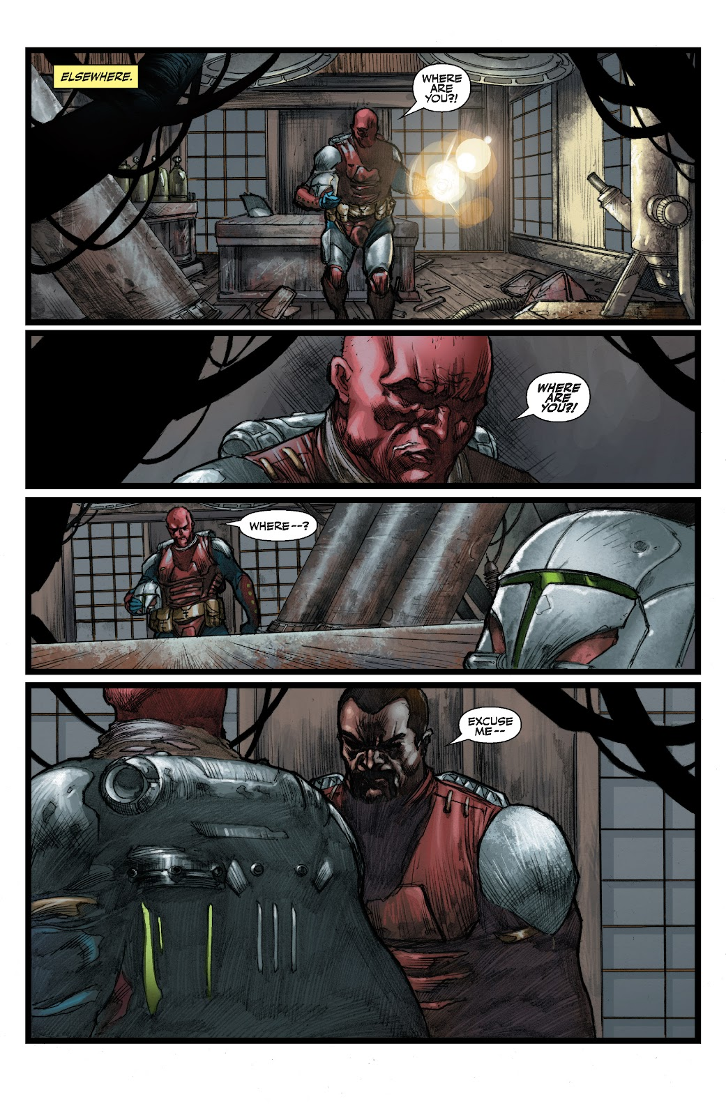 Read online Star Wars Legends: The Old Republic - Epic Collection comic -  Issue # TPB 3 (Part 3) - 84