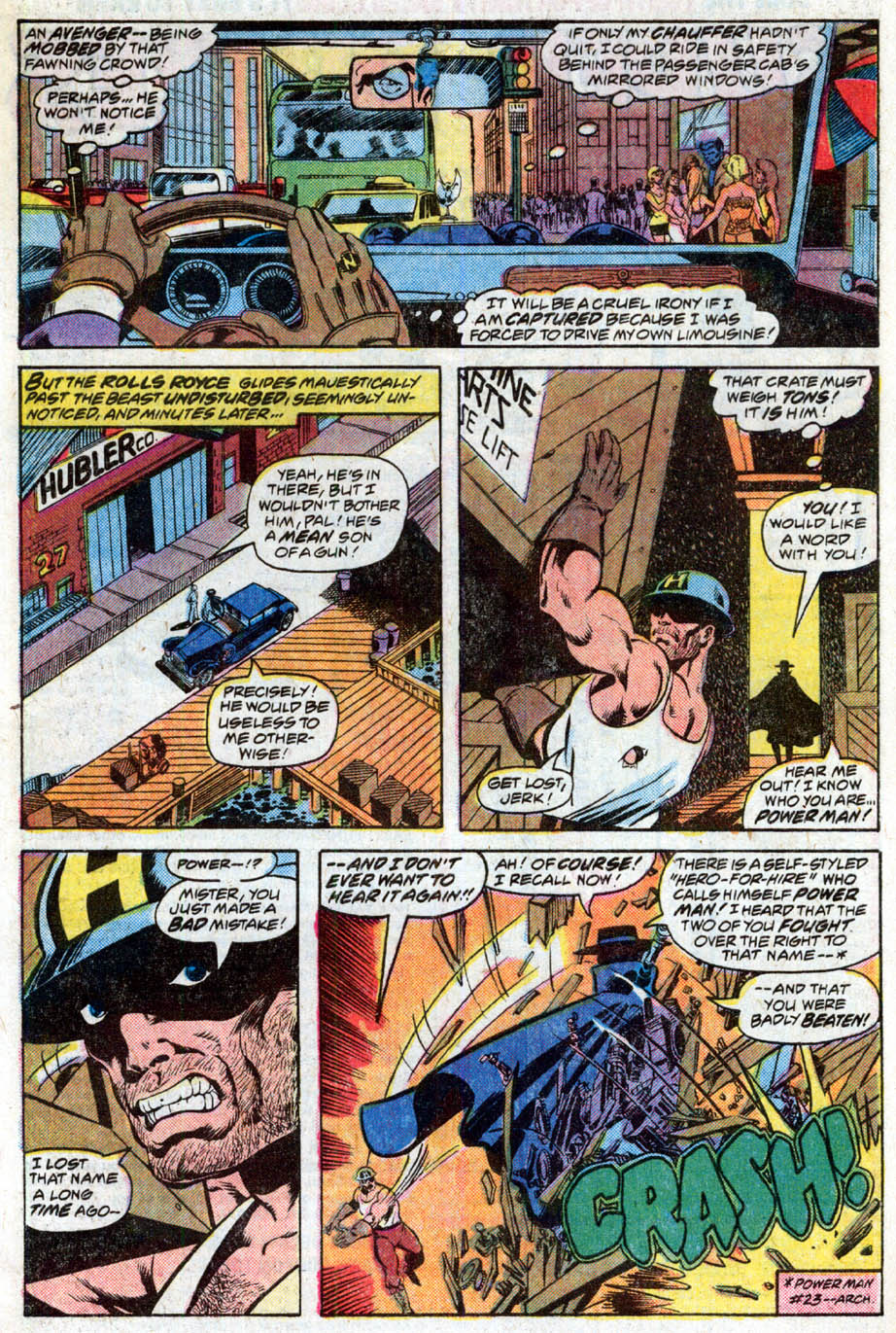 The Avengers (1963) 164 Page 4