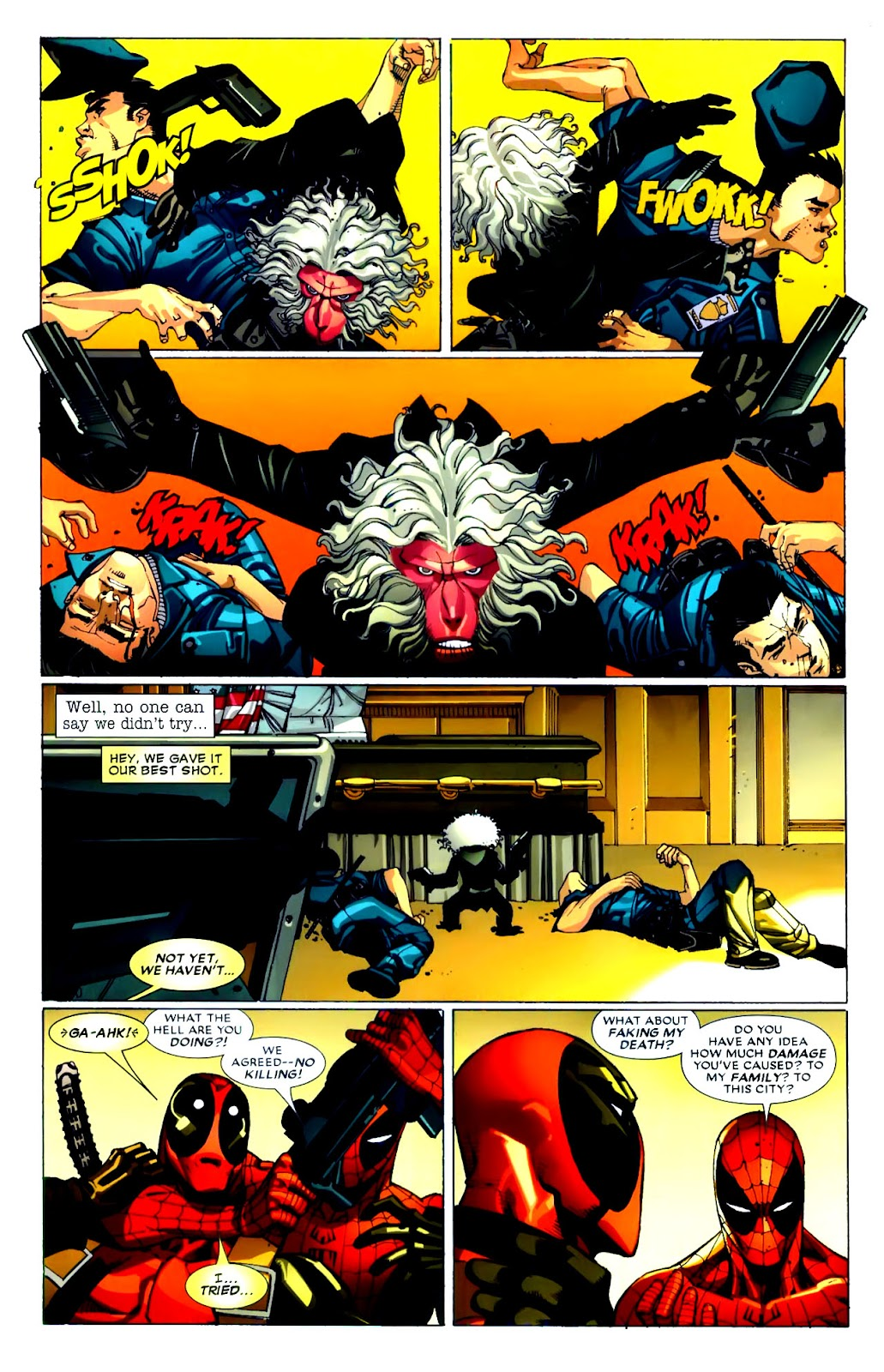 Read online Deadpool (2008) comic -  Issue #21 - 15