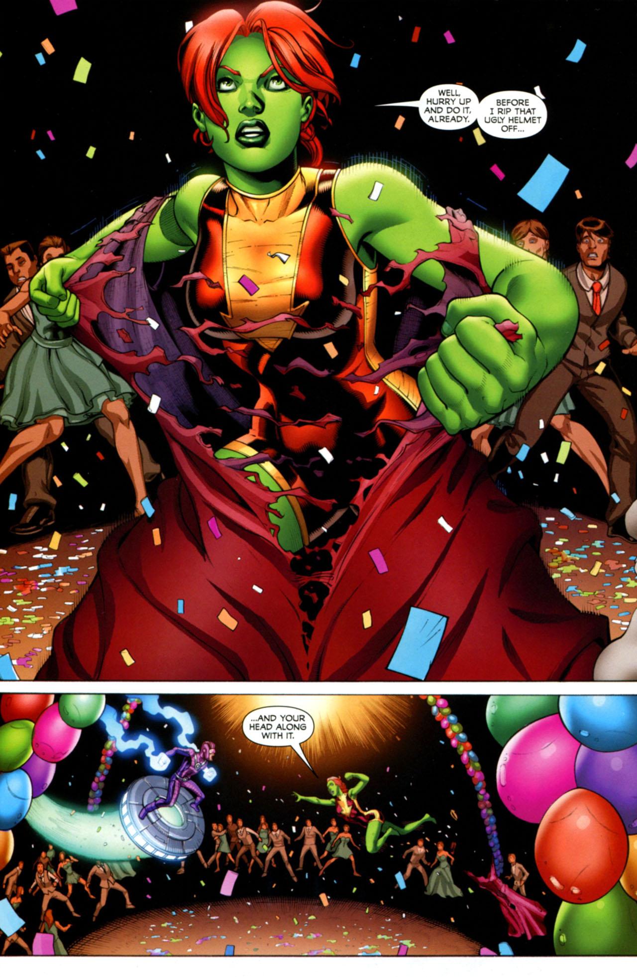 Read online She-Hulks comic -  Issue #4 - 16