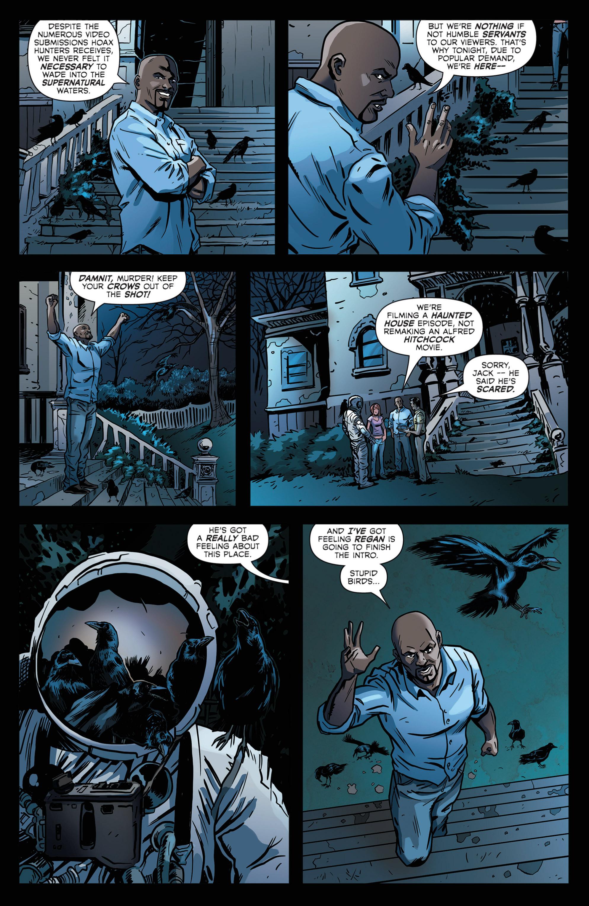 Read online Hoax Hunters (2012) comic -  Issue # TPB 2 - 85