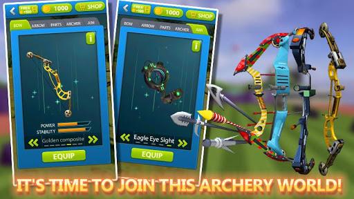 Archery Master 3D mod full tiền xu
