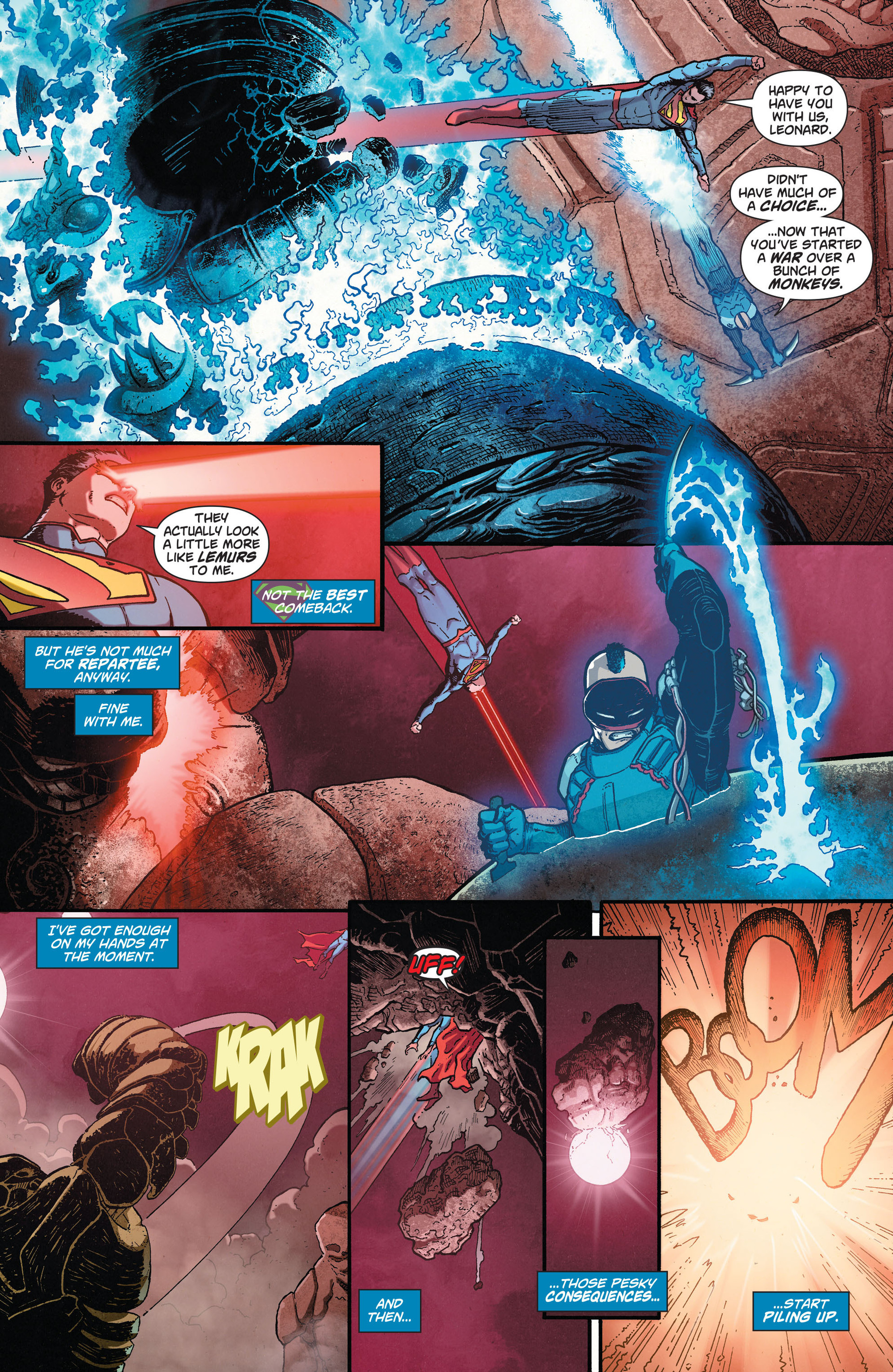 Read online Action Comics (2011) comic -  Issue #28 - 18
