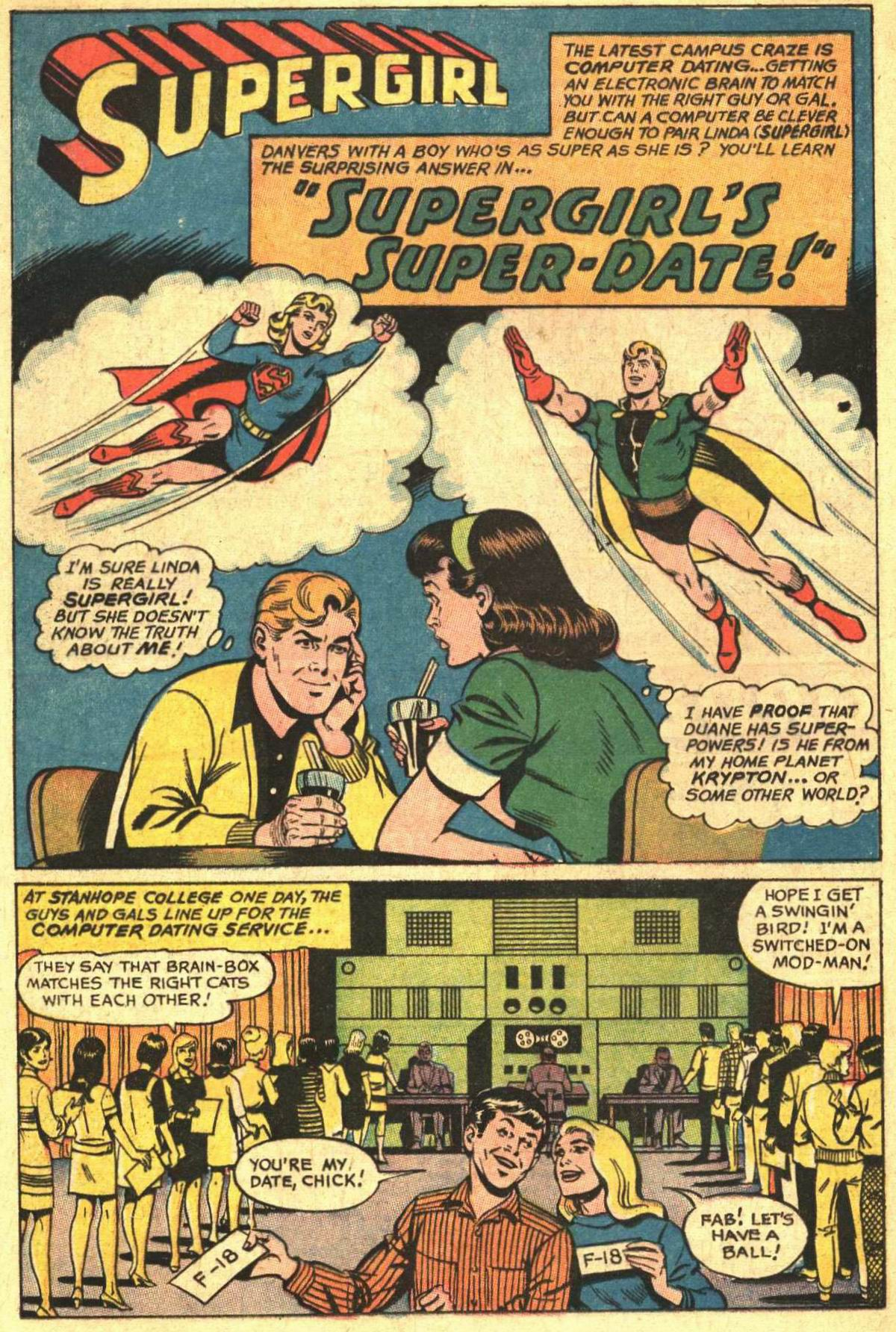 Read online Action Comics (1938) comic -  Issue #361 - 20