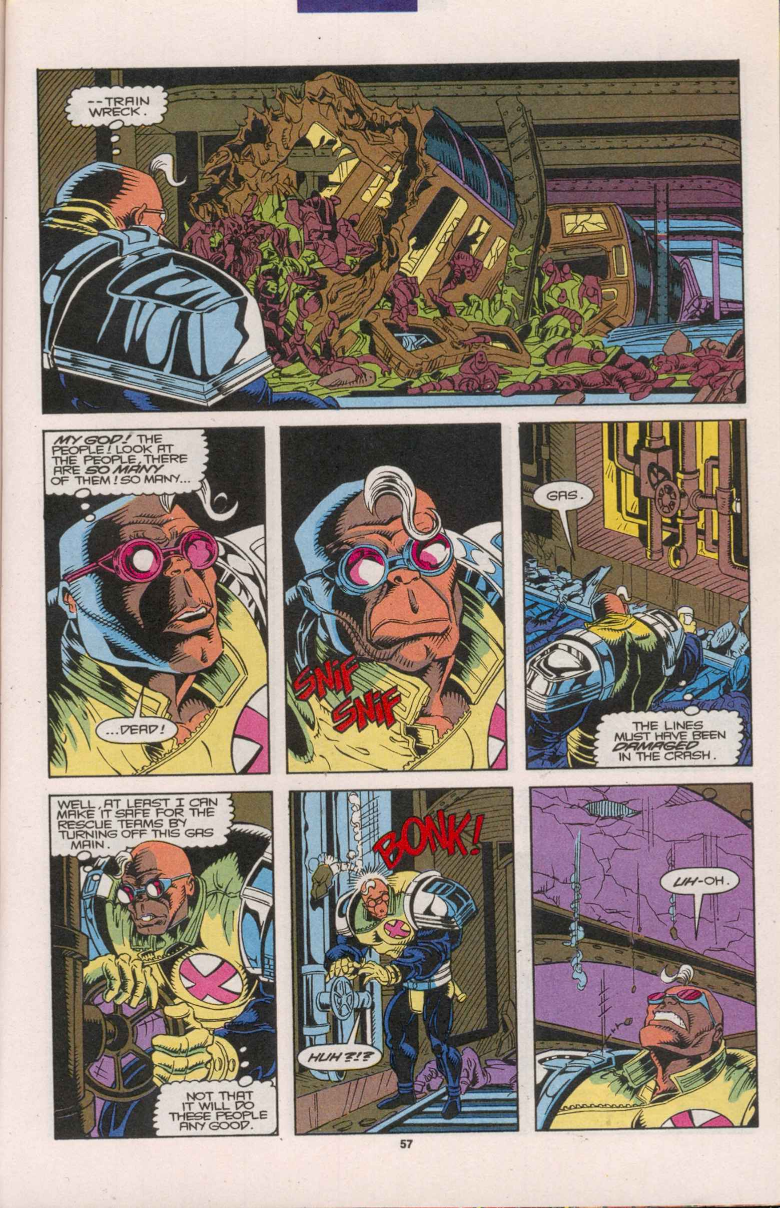Read online X-Factor (1986) comic -  Issue # _ Annual 8 - 50