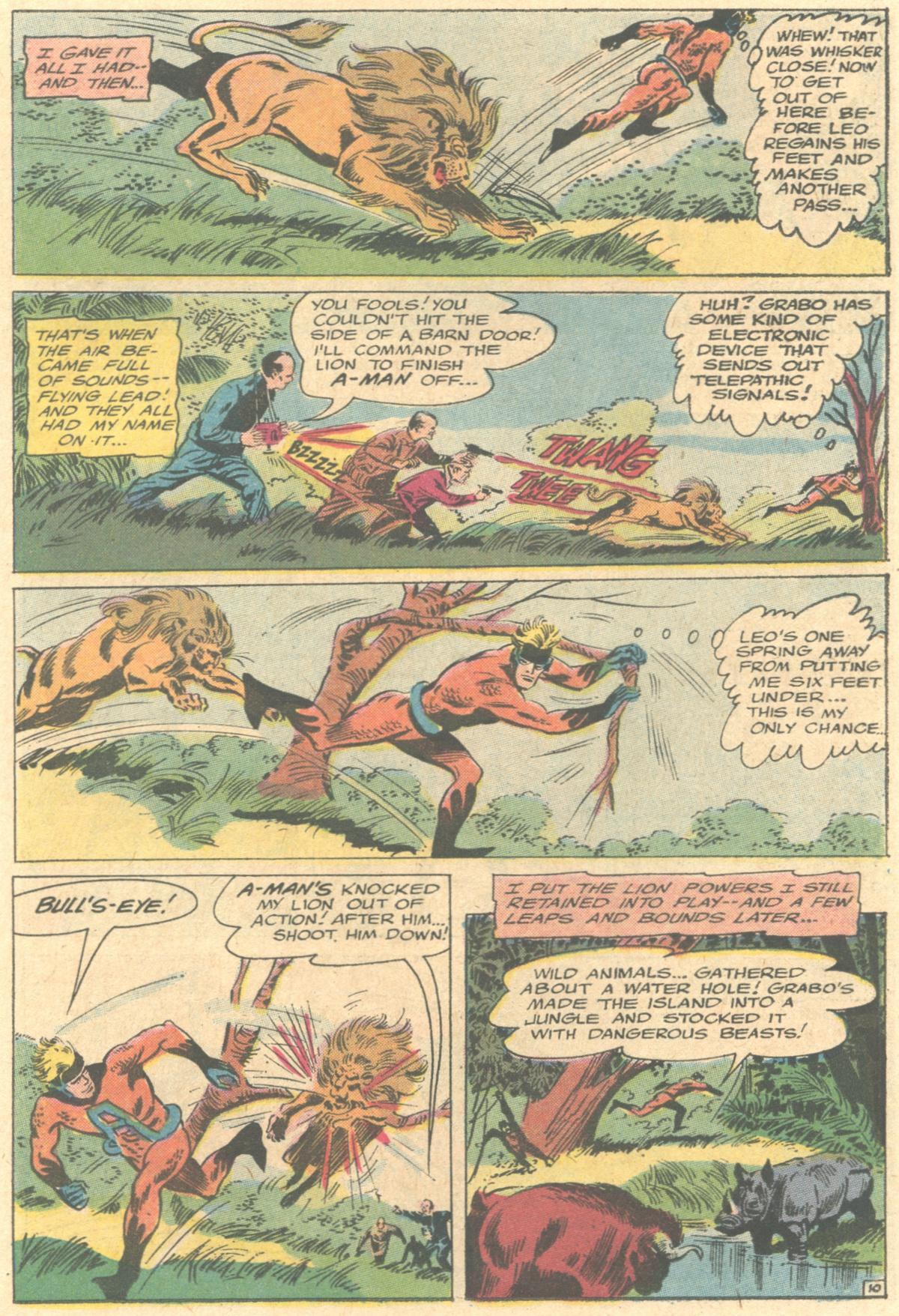 Read online Adventure Comics (1938) comic -  Issue #415 - 29